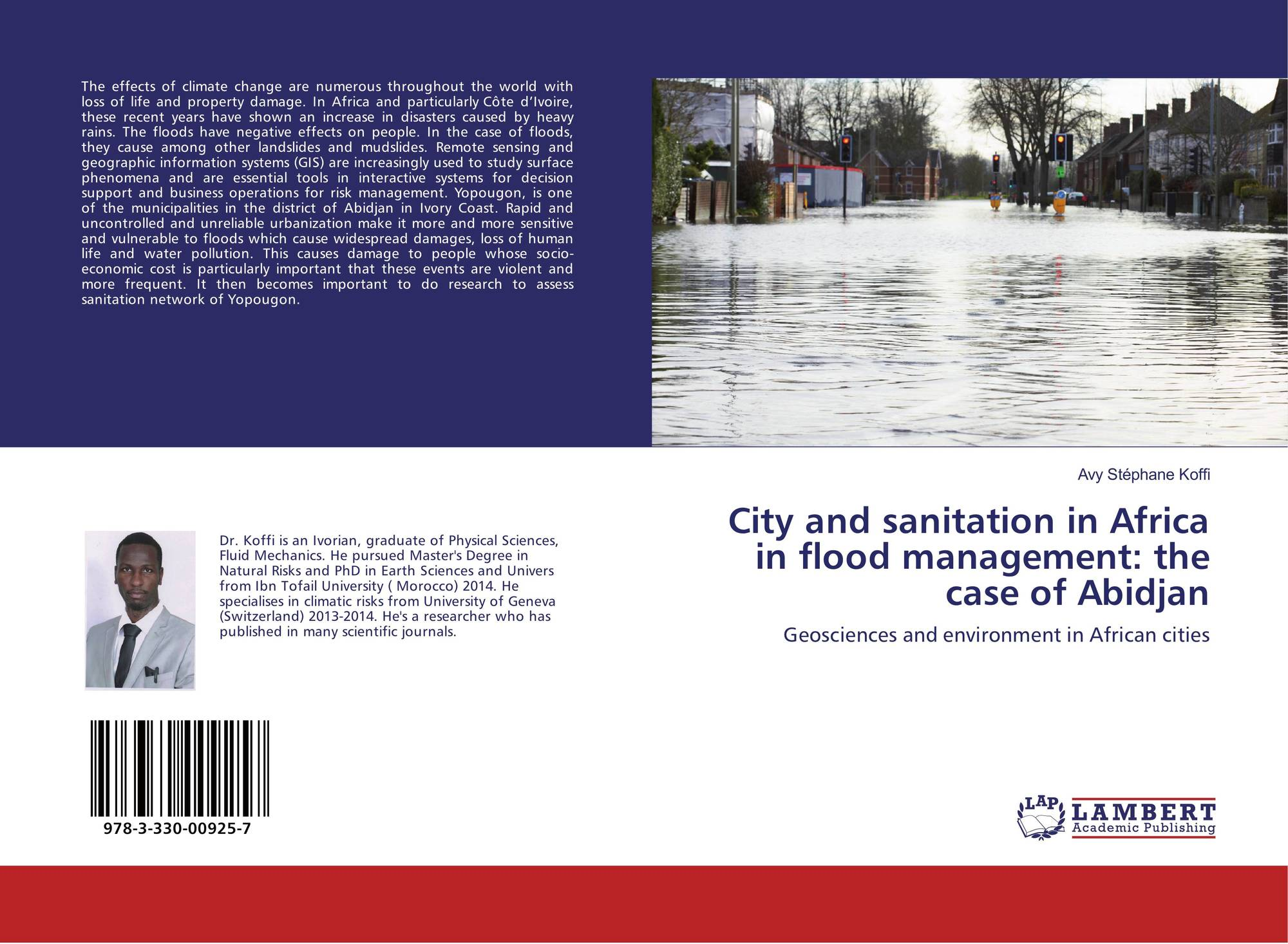 Thesis about flood control