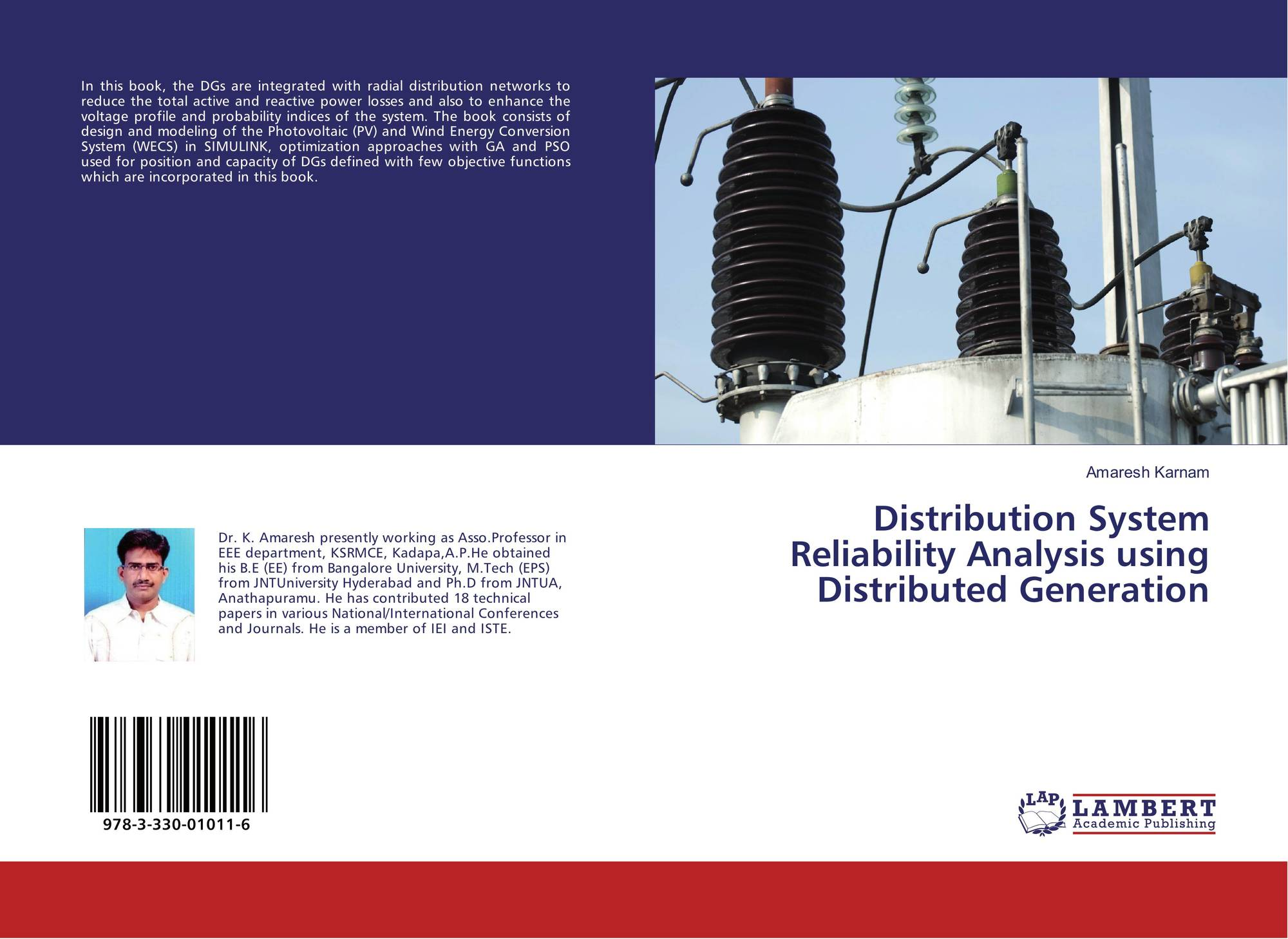 Distribution System Reliability Analysis using Distributed