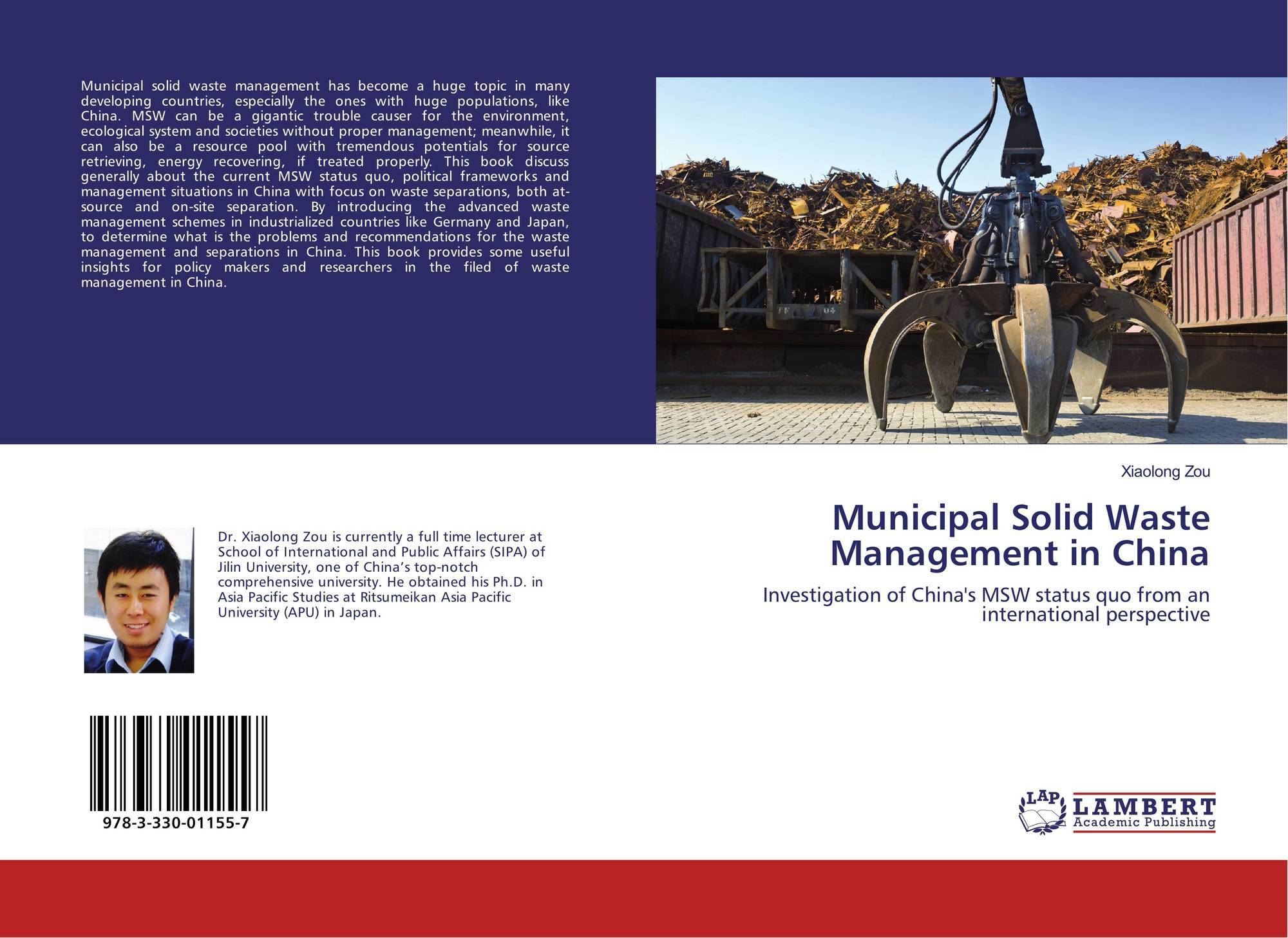 municipal solid waste management in china 27 financing mechanisms - part 1 to view this video please enable javascript for example, for the people's republic of china, municipal solid waste management.