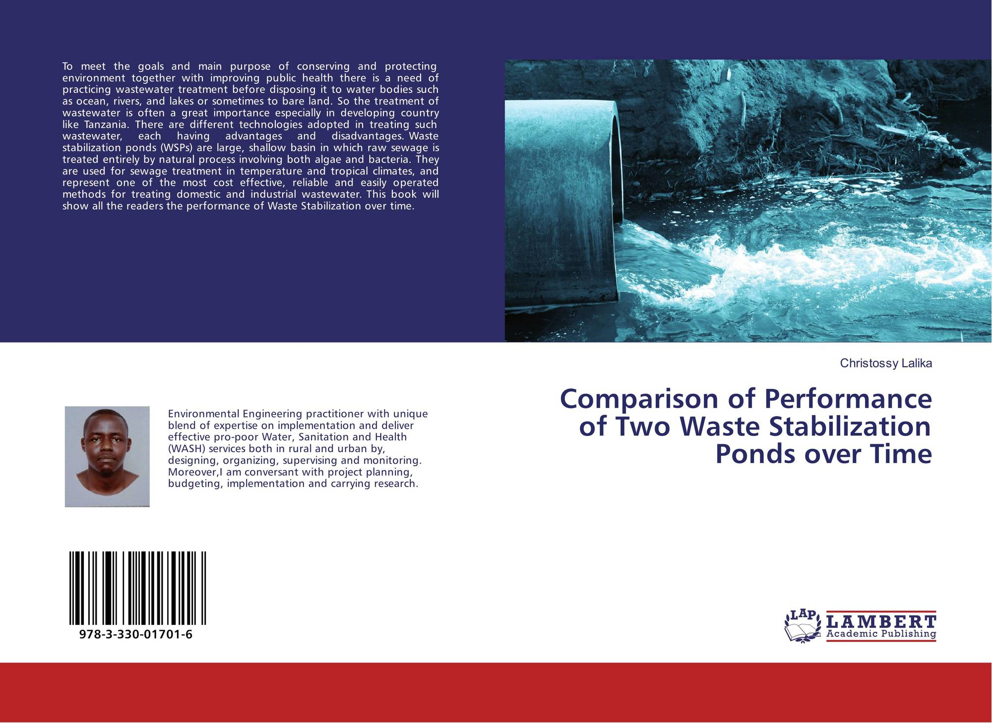 Search results for wastewater stabilization ponds for Design of wastewater stabilization ponds