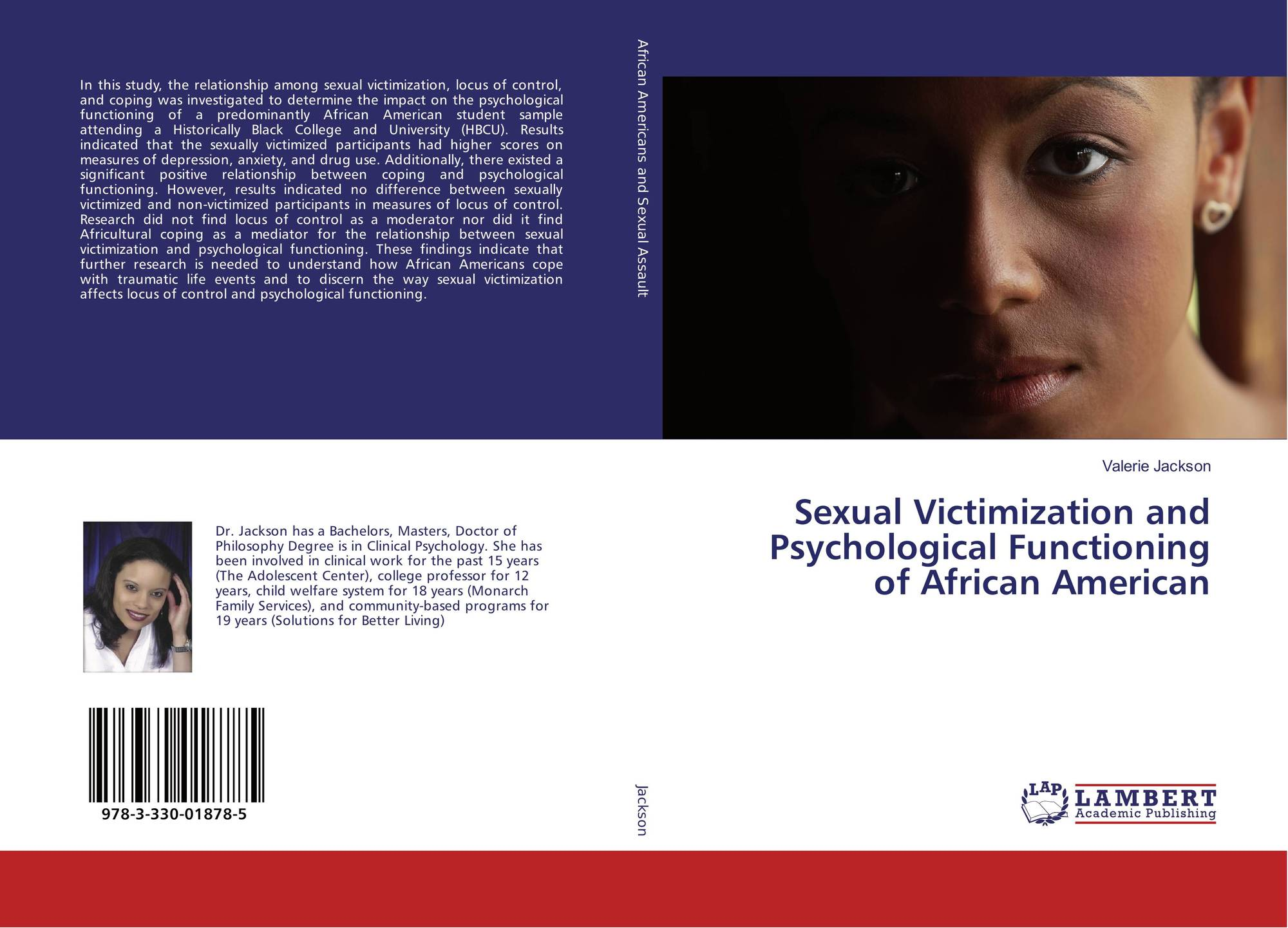 victimization of african americans African americans: african americans, one of the largest ethnic groups in the united states, are mainly of african ancestry but have many nonblack african americans are largely the descendants of slaves—people who were brought from their african homelands by force to work in the new world.