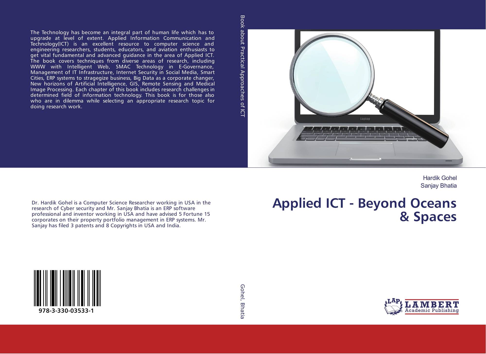 applied ict In the information age there are very few professions that do not either directly or  indirectly make use of ict and computing.