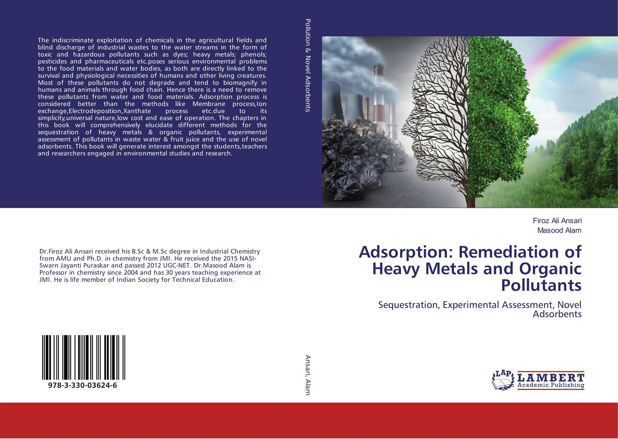 adsorption of heavy metals Regeneration of adsorbents and recovery of heavy metals:  techniques for water and wastewater treatment for heavy metal removal, adsorption is considered as the most.