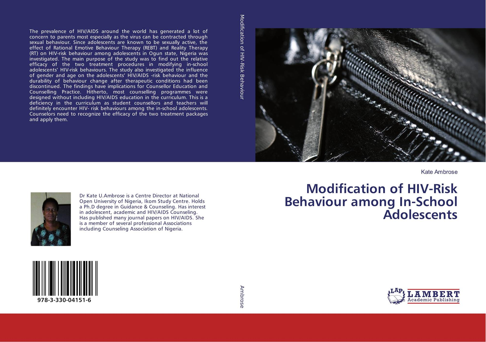 a report on the four categories of risky behaviour among teenagers