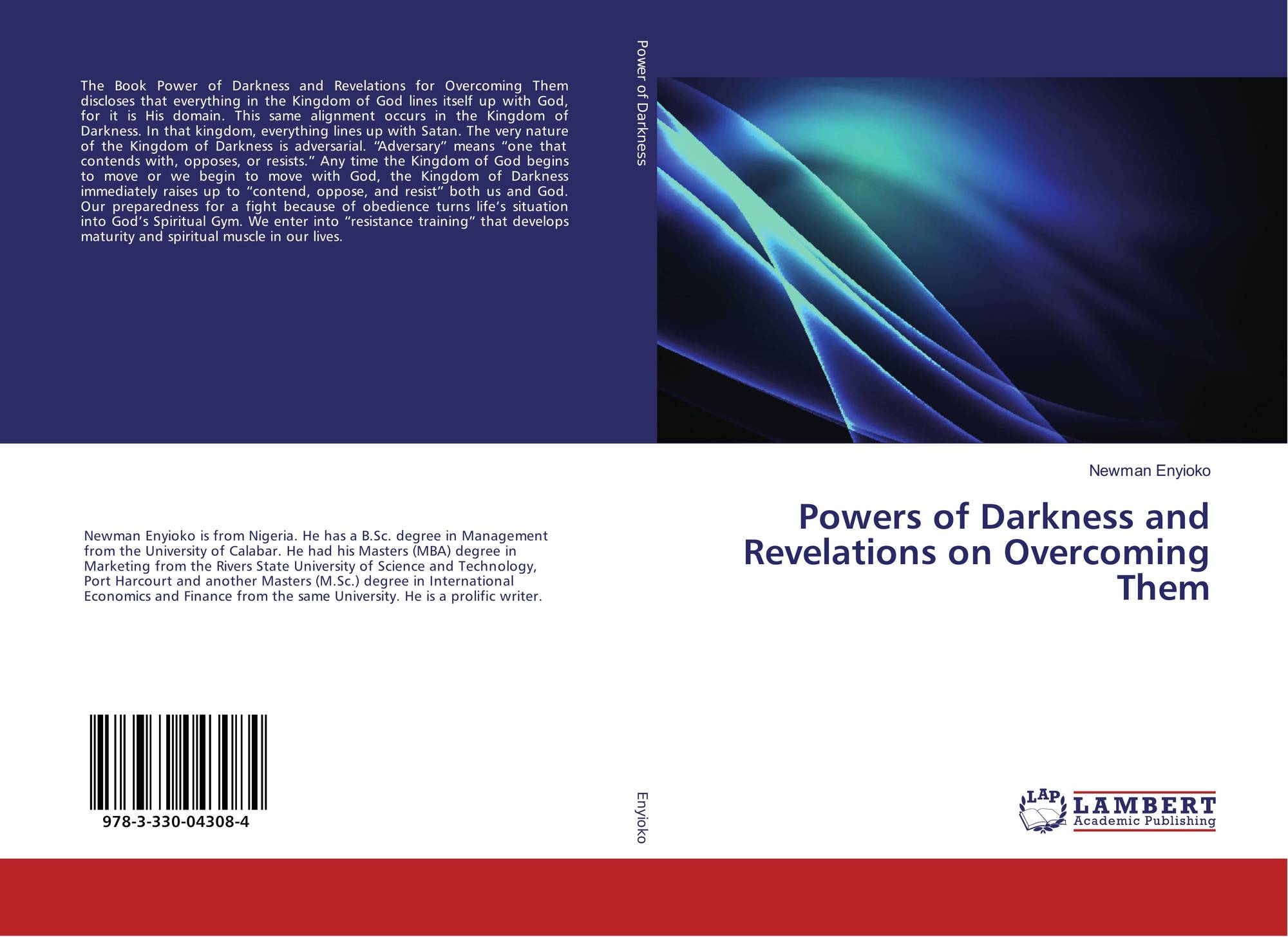 Bookcover Of Powers Darkness And Revelations On Overcoming Them