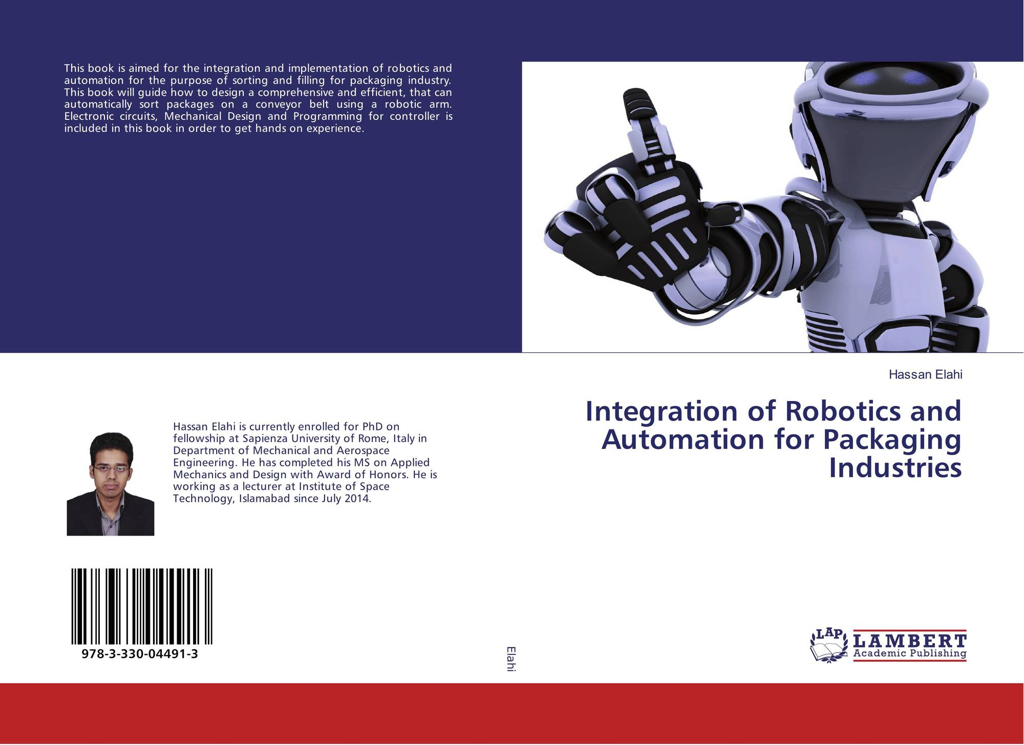 Integration of Robotics and Automation for Packaging Industries, 978
