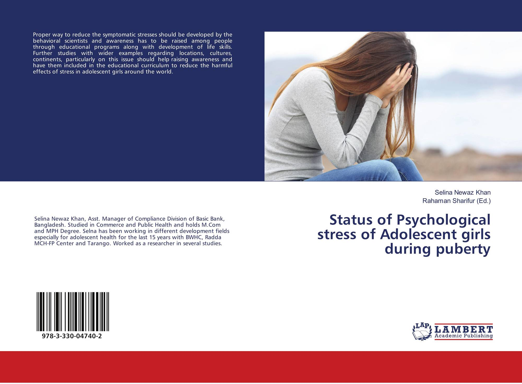Status Of Psychological Stress Of Adolescent Girls During Puberty