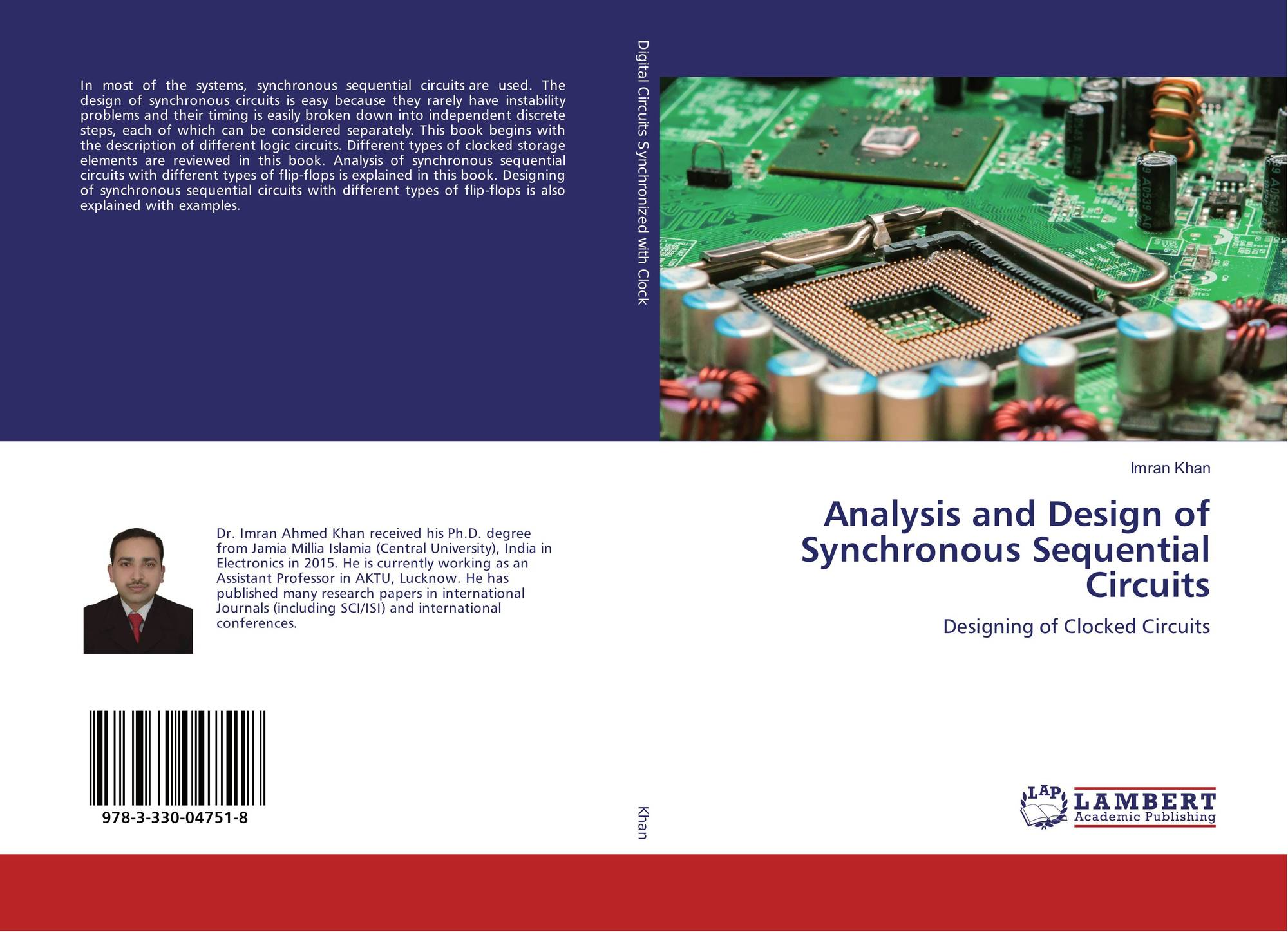 Search Results For Circuit Design Software Electronic Bookcover Of Analysis And Synchronous Sequential Circuits