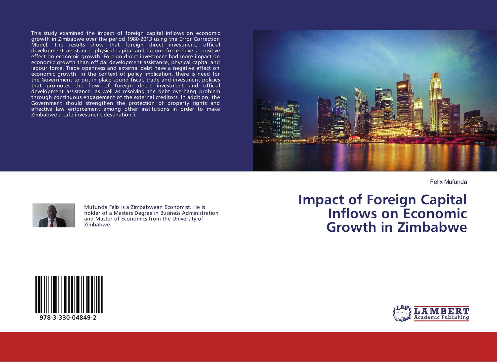 economic growth in zimbabwe