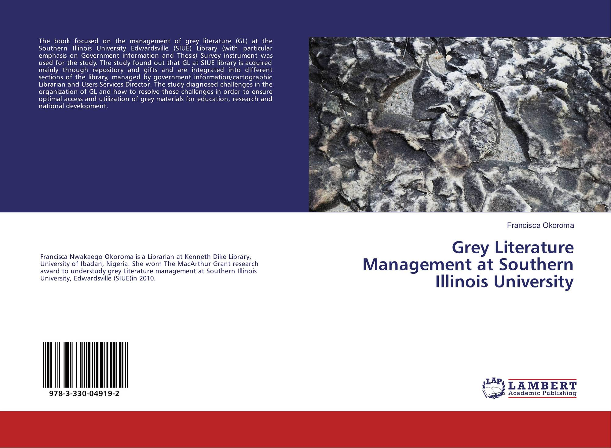grey literature acquisition and management challenges Grey literature and computational linguistics: from paper definition of grey literature based encoding and management as the standard mode of.