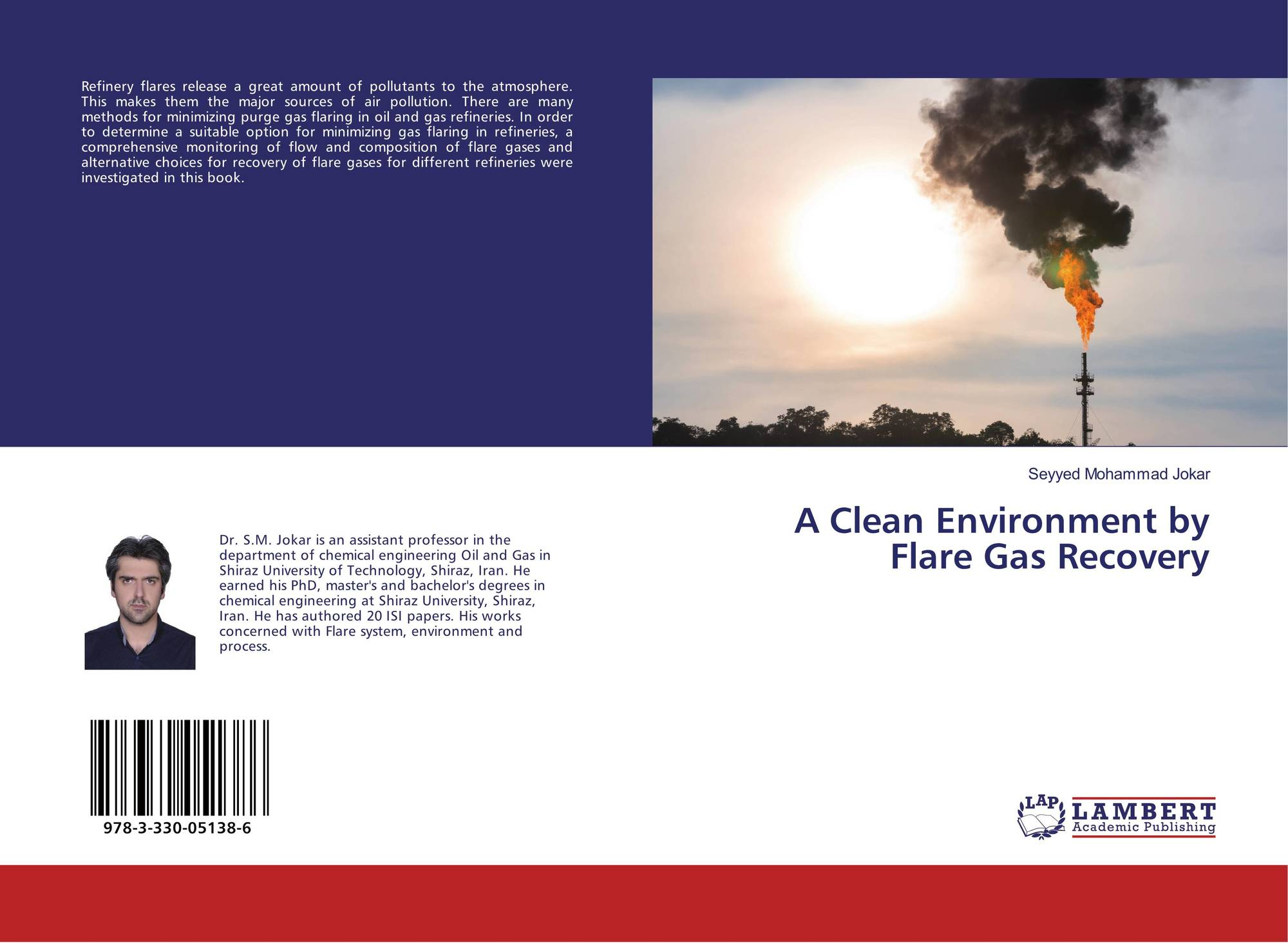 A Clean Environment by Flare Gas Recovery, 978-3-330-05138-6