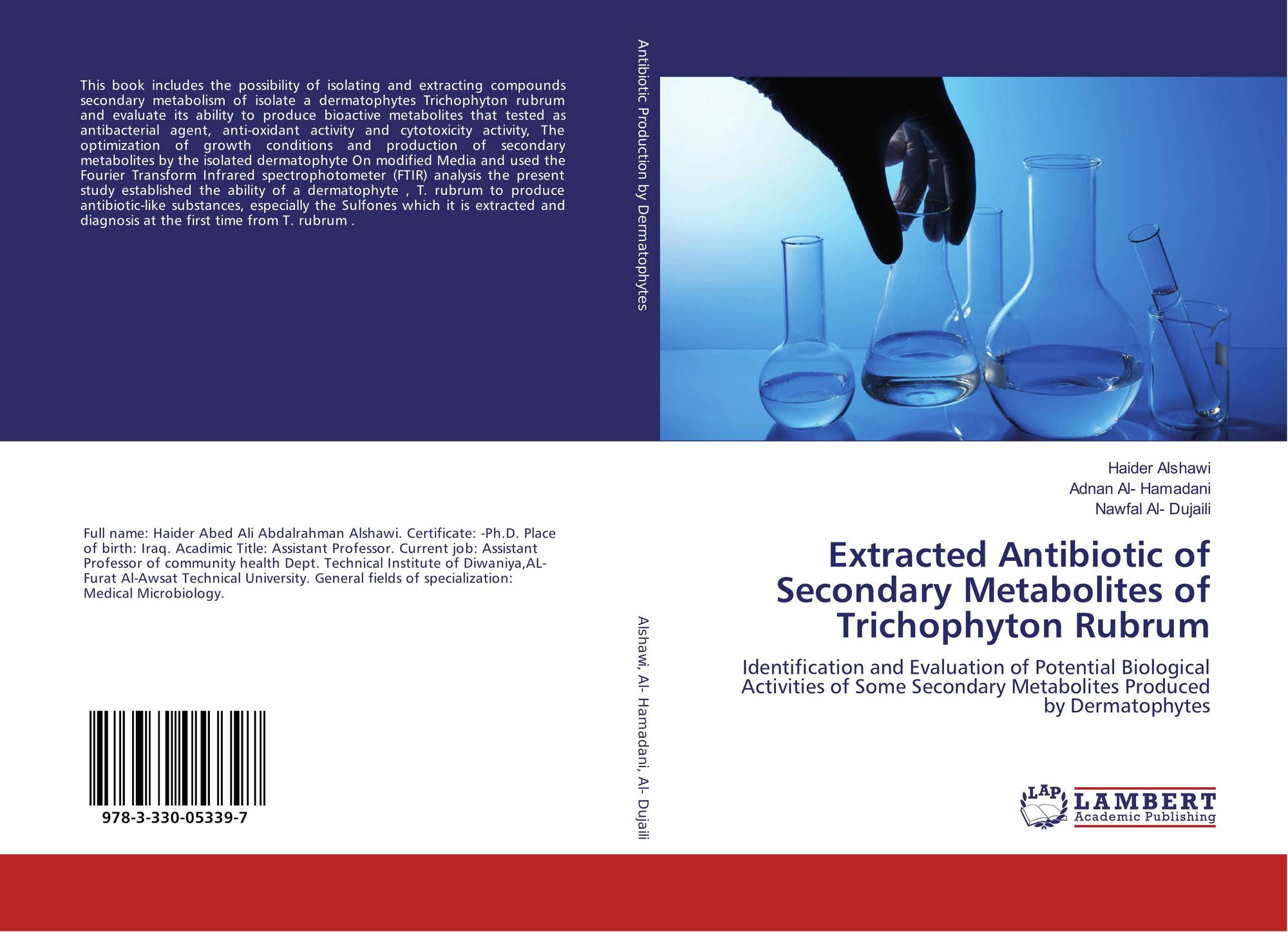 a study on the process of extraction of an antibiotic In this work, the application of ultrafiltration to improve solvent extraction of benzylpencillin, erythromycin and madmycin was studied the extraction process was greatly improved and the product recovery and quality were both increased.