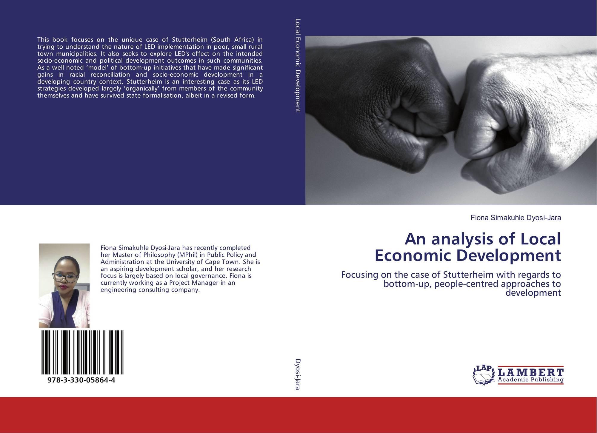 local economic development analysis