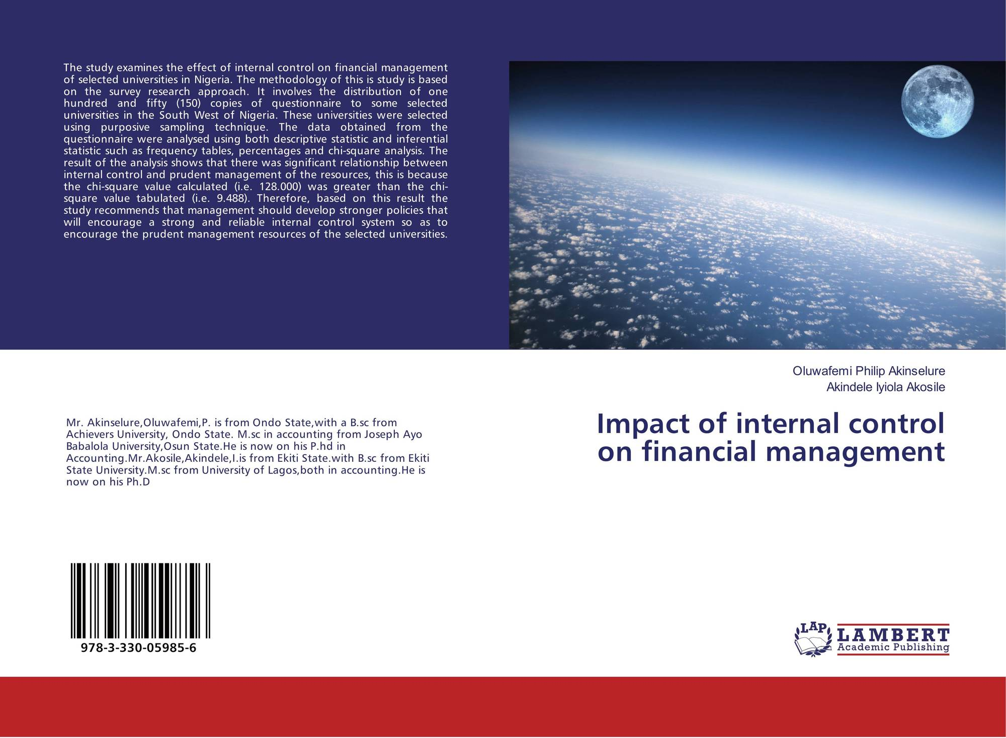 effect of internal control on financial Required to state in his/her audit report whether the company has an adequate internal financial controls (ifc) system in place and the operating effectiveness of such controls explanation to.