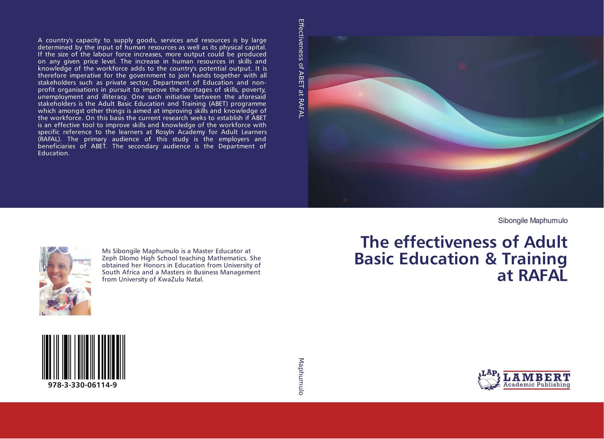 Adult basic education publication