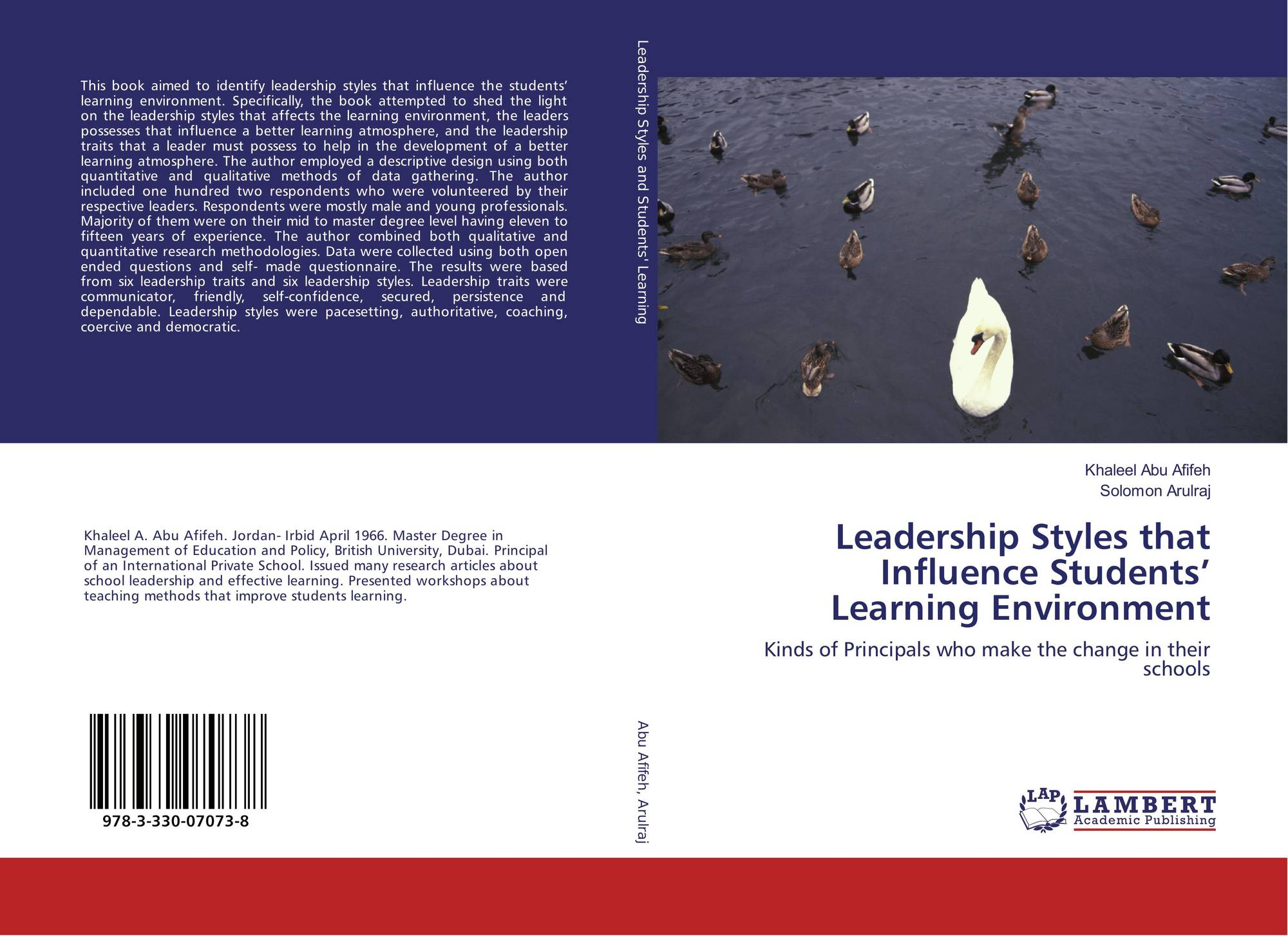 Leadership Styles That Influence Students Learning Environment 978