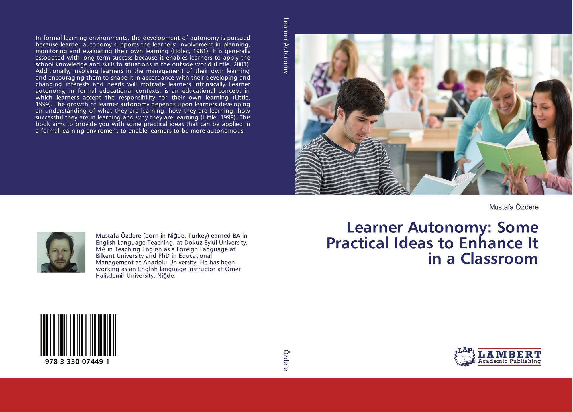 autonomous learner characteristics Learner autonomy, the term was first coined in 1981 by henri holec, the father of learner autonomy many definitions have since been given to the term, depending on the writer, the context and the level of debate, educators have come to.