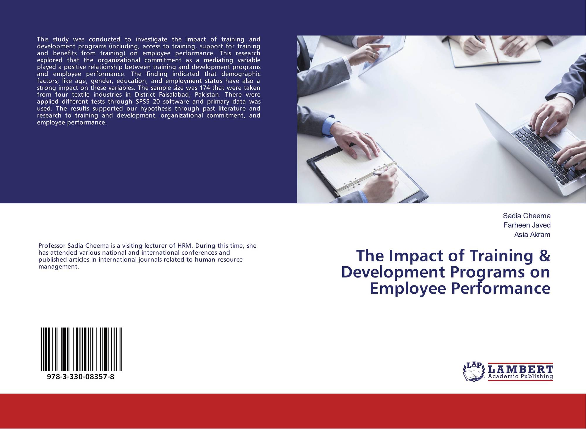 impact of training on employee performance (the impact of training and said to be improving on employee performance it helps the articlesngcom the impact of training and.