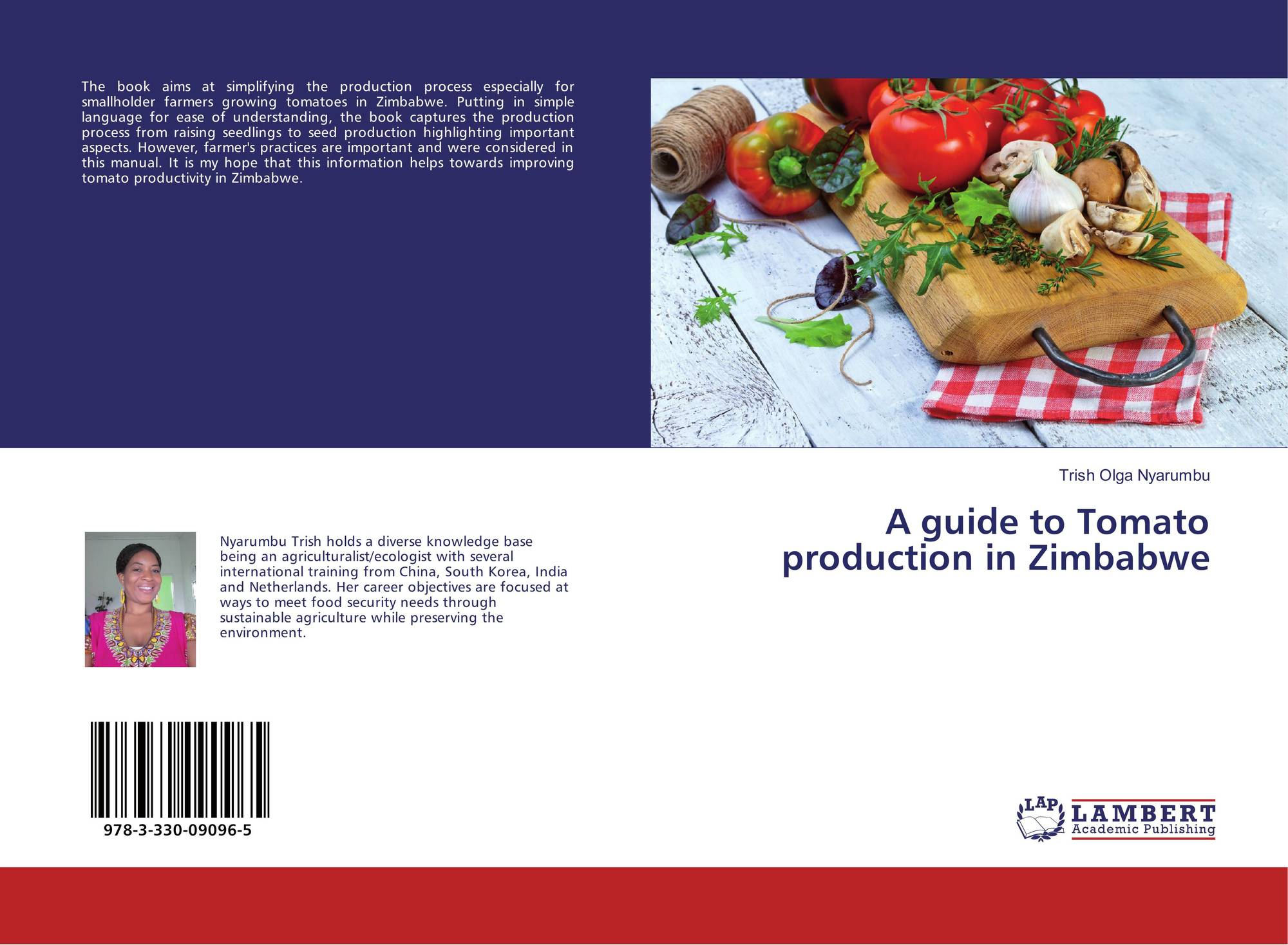 A guide to Tomato production in Zimbabwe, 978-3-330-09096-5