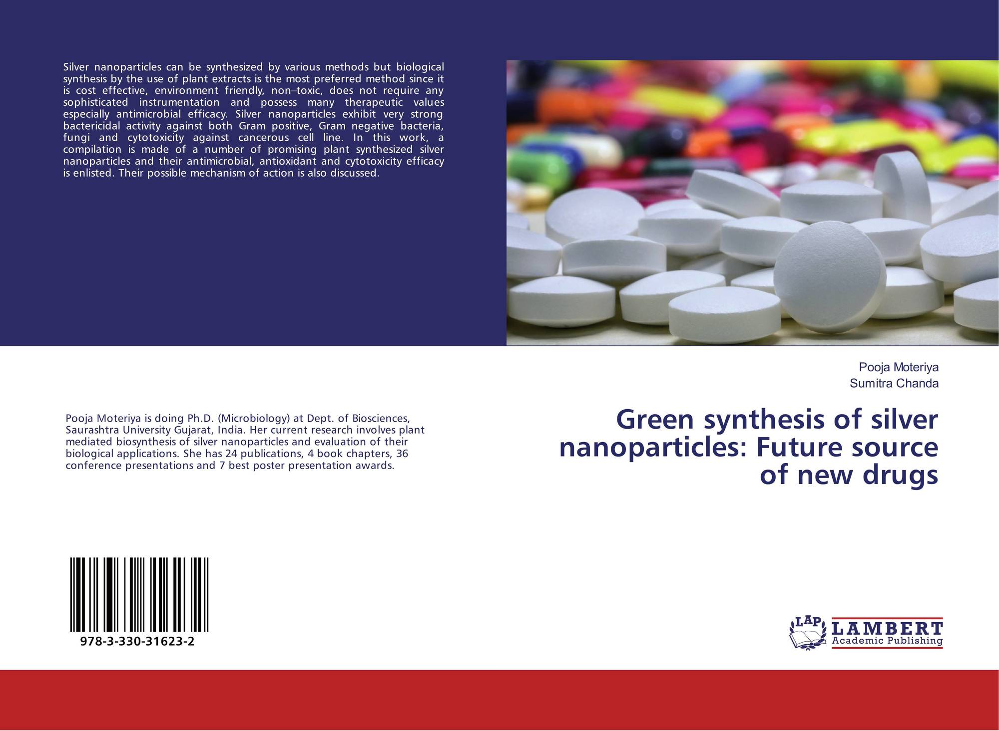 Green synthesis of silver nanoparticles: Future source of