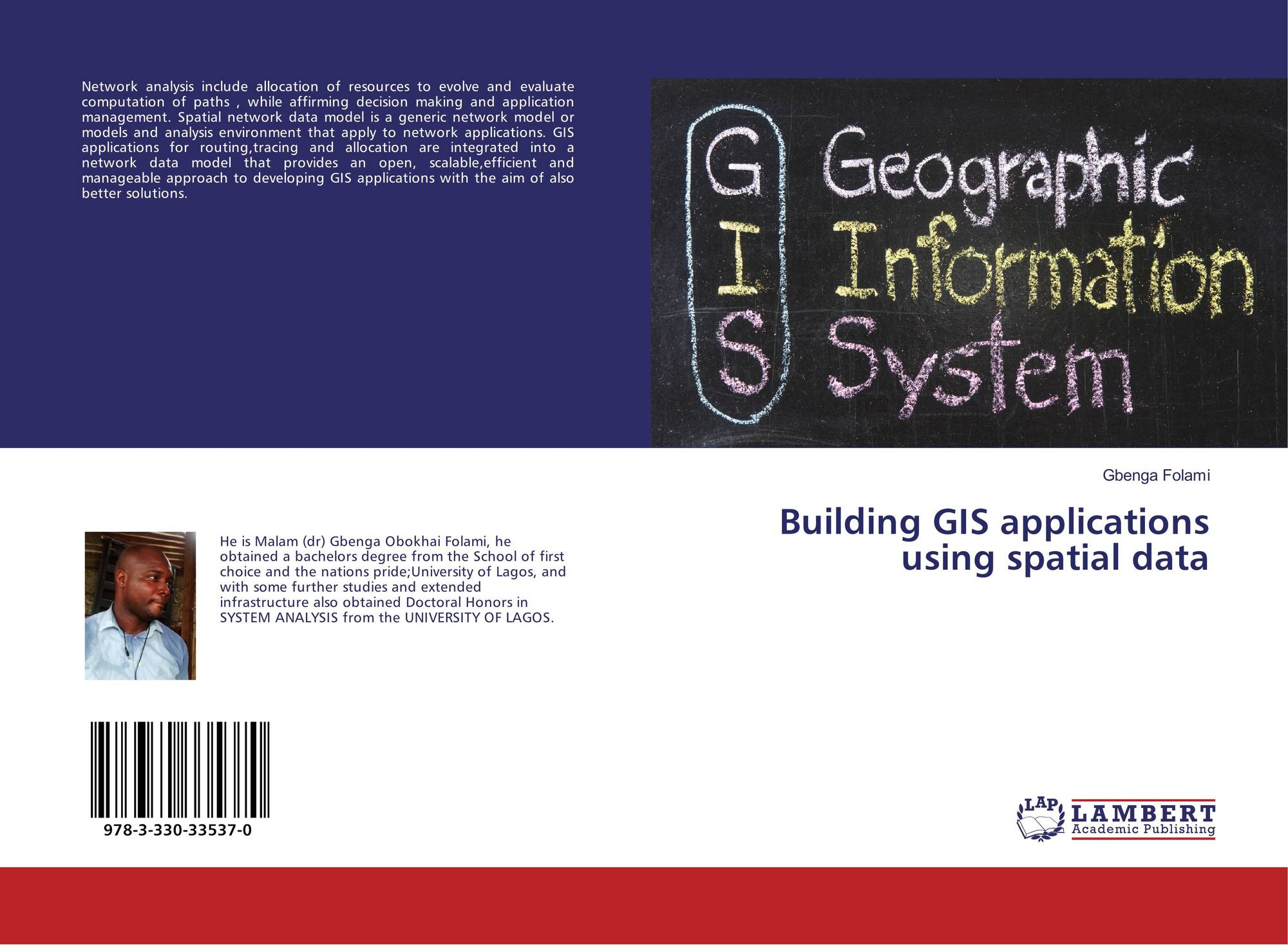 Building GIS applications using spatial data, 978-3-330