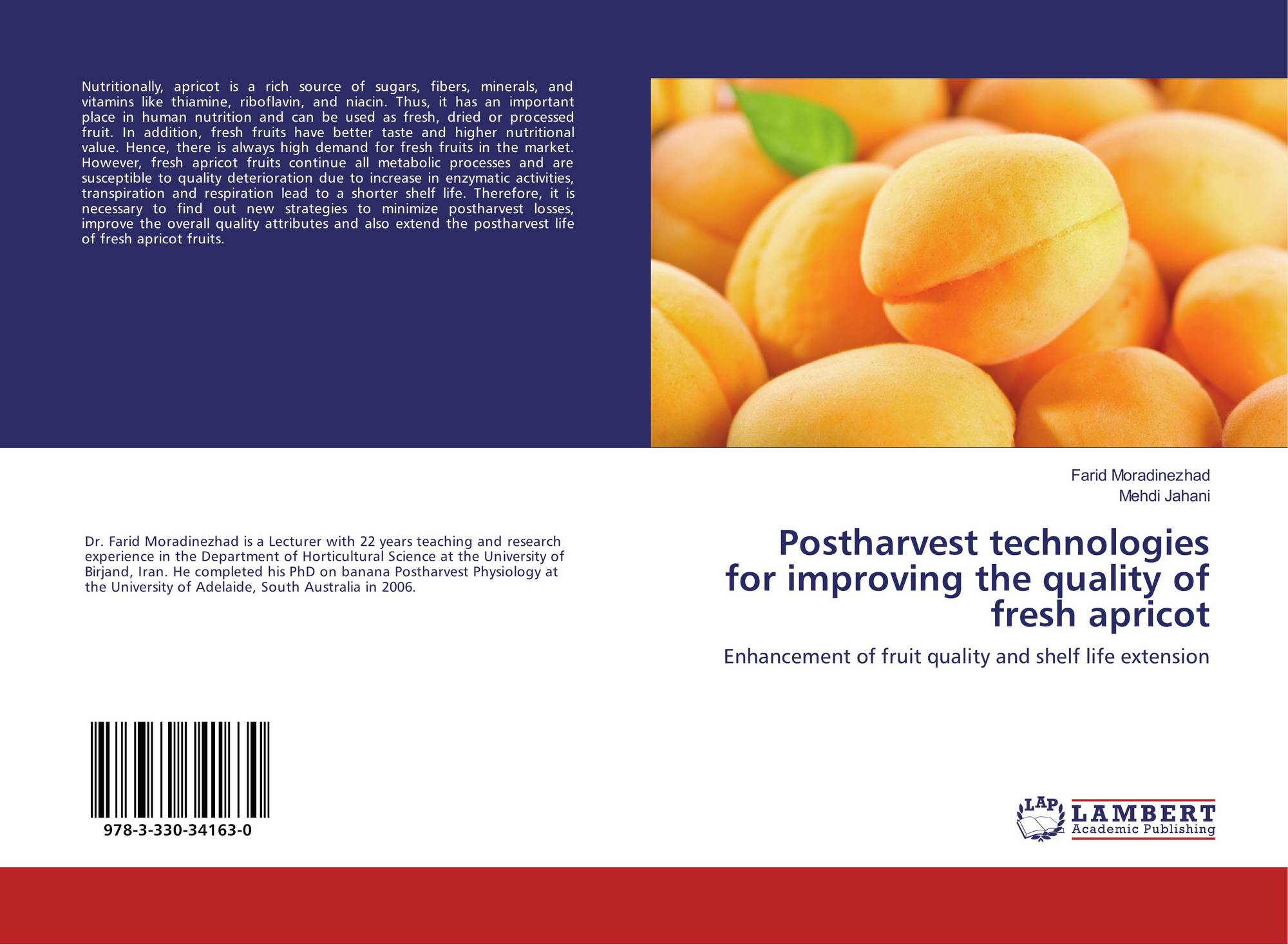 factors affecting the postharvest life of fruit biology essay Apart from mechanical hurt and improper crop clip, h2o loss is the most indispensable cause of short shelf life and decreased quality of postharvest horticultural merchandises ( stanley p burg, 2004 ).