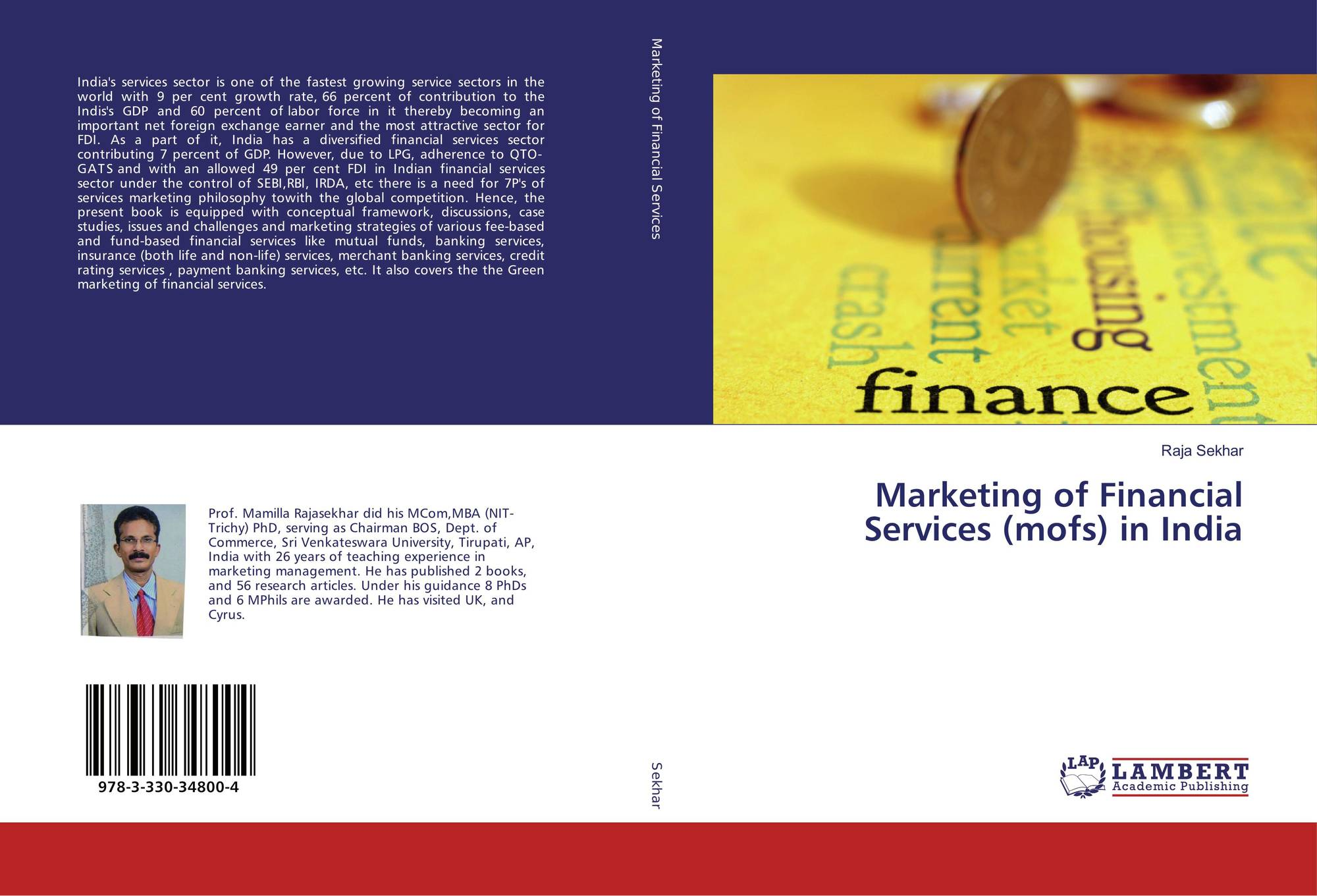 marketing of financial services Paper 5 : marketing of financial services full marks : 100 module a: the role of marketing module b: customer behavior and market segmentation module c: branch location and distribution.