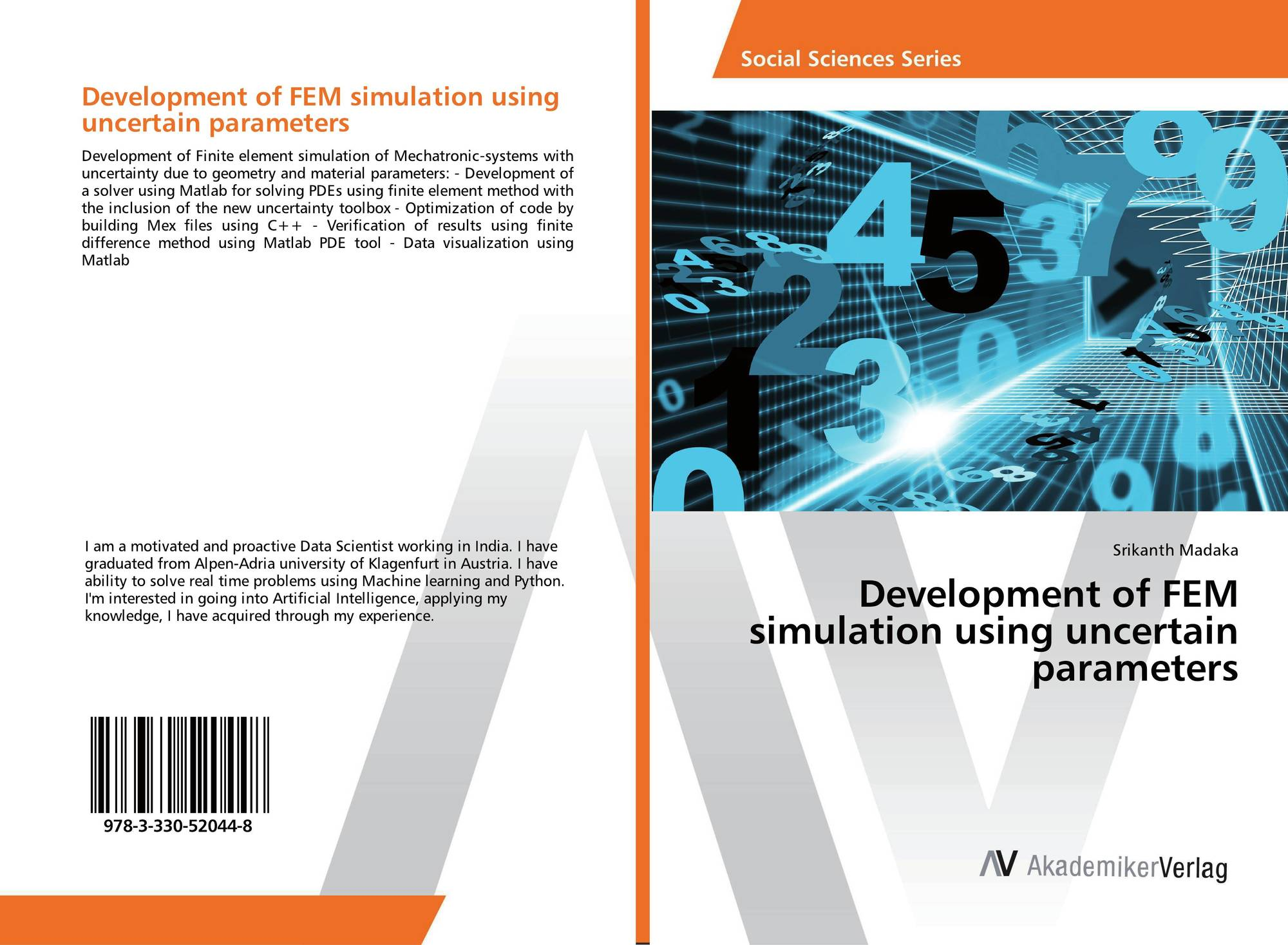 Development of FEM simulation using uncertain parameters, 978-3-330