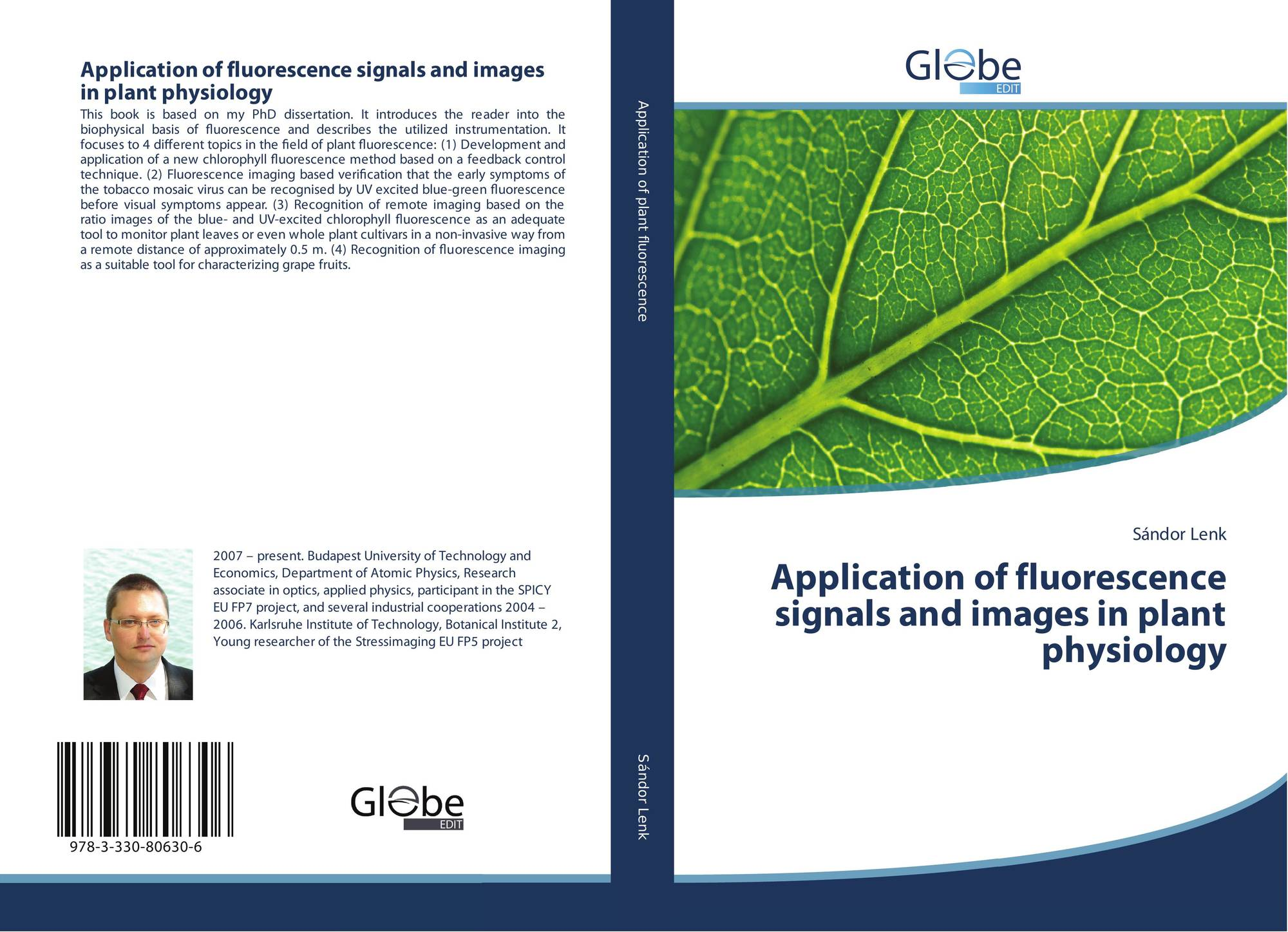 Application of fluorescence signals and images in plant