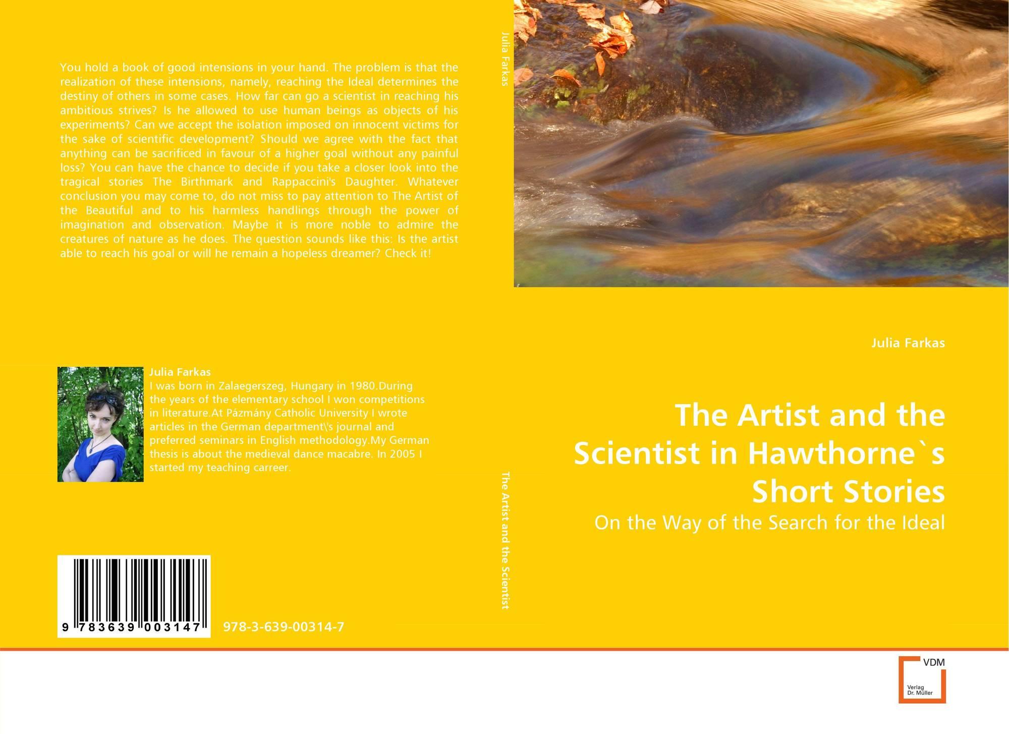 """tragic flaw in hawthorne's """"the birthmark"""""""