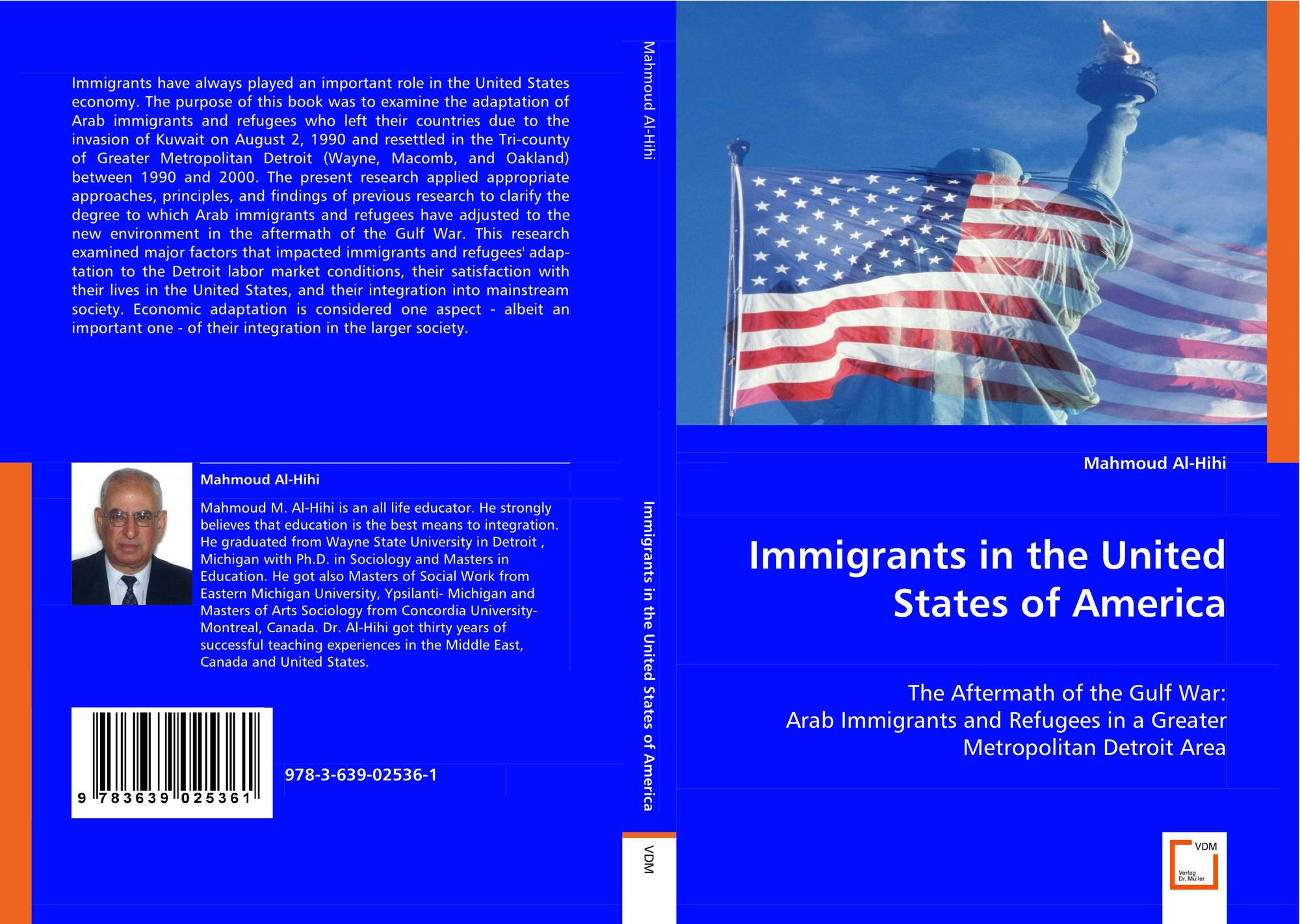 the first immigrants of the united states of america