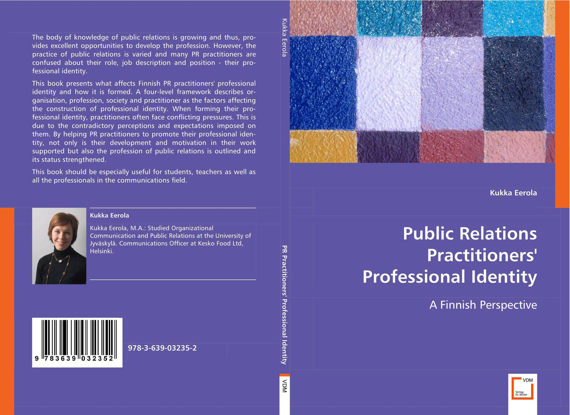 the public relations practitioner as cultural Therefore, public relations professions should list out one or more frameworks for public relations standards in multicultural world so that the young public relations practitioners could have a guideline when dealing with multicultural organizations as well as countries.