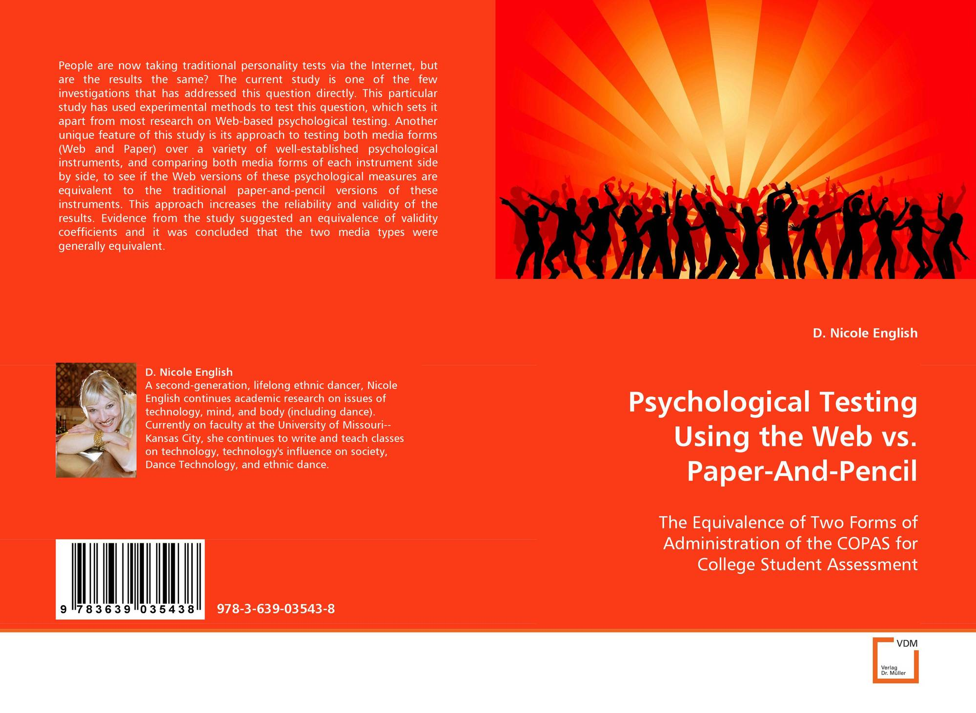 Psychological Testing Using the Web vs  Paper-And-Pencil