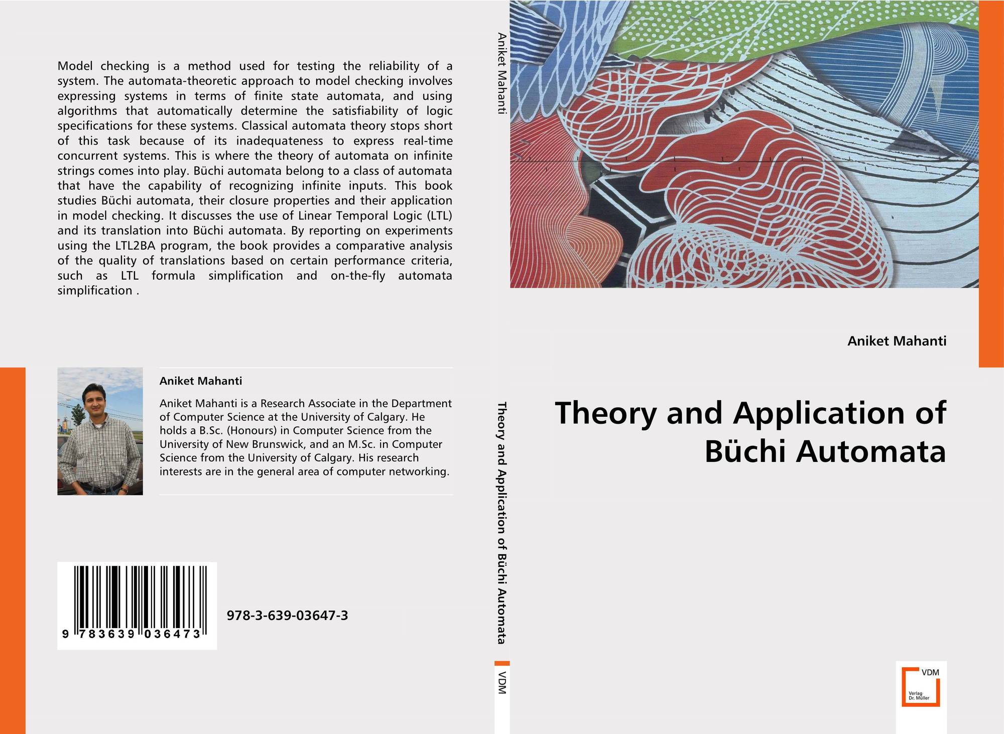 Theory and Application of Büchi Automata, 978-3-639-03647-3