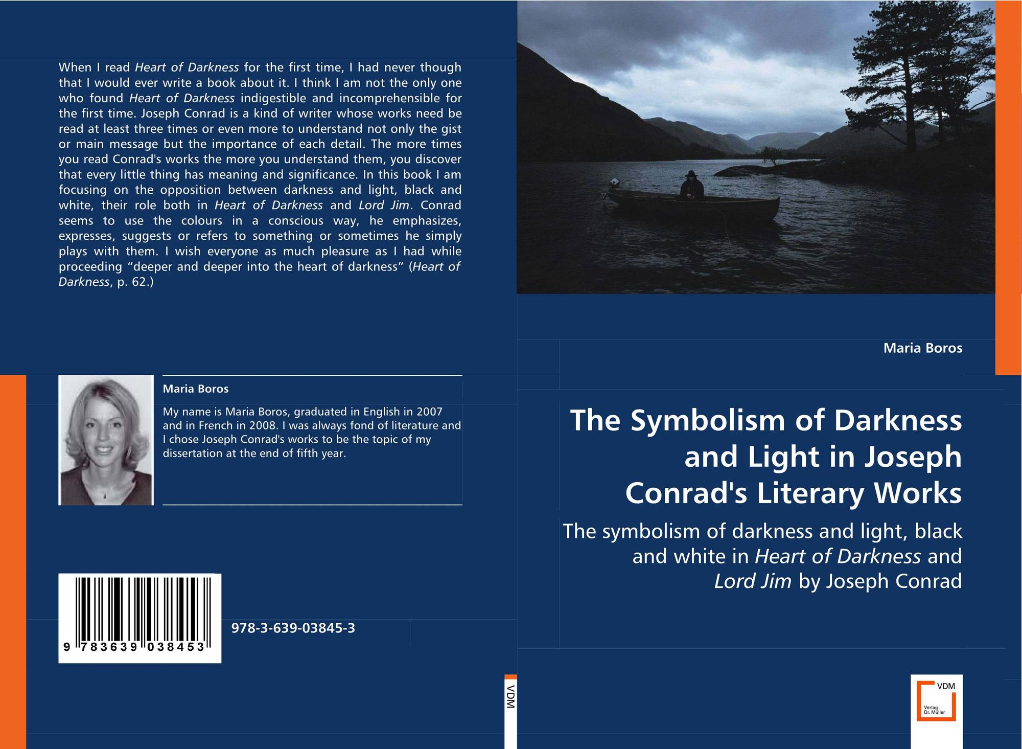 The Symbolism Of Darkness And Light In Joseph Conrads Literary