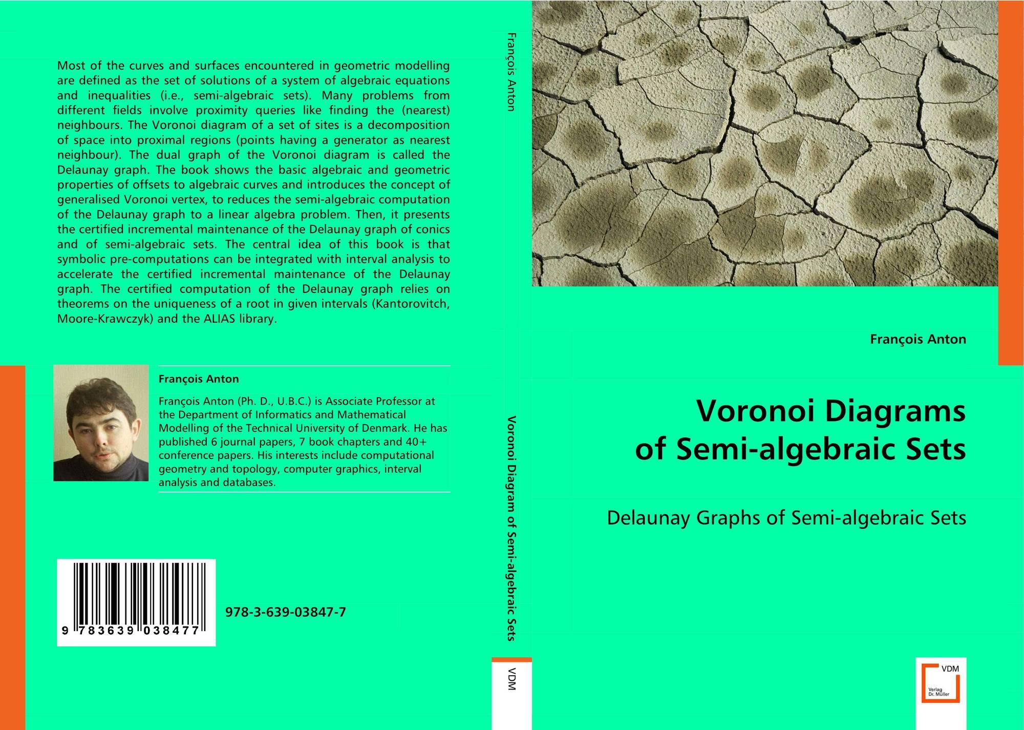 Voronoi Diagrams Of Semi Algebraic Sets 978 3 639 03847 7 Diagram And Offset Curves 9783639038477