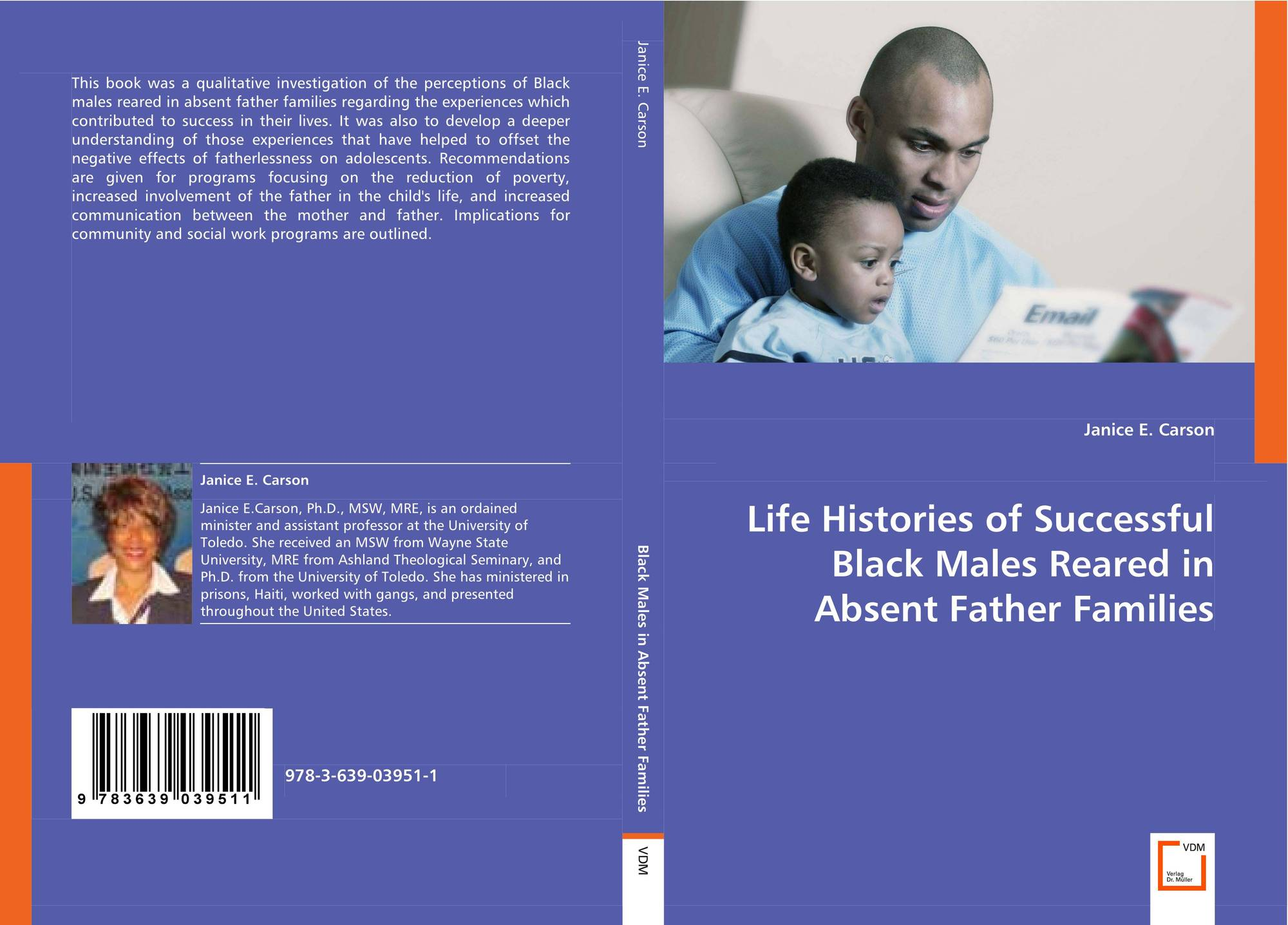 Life Histories of Successful Black Males Reared in Absent