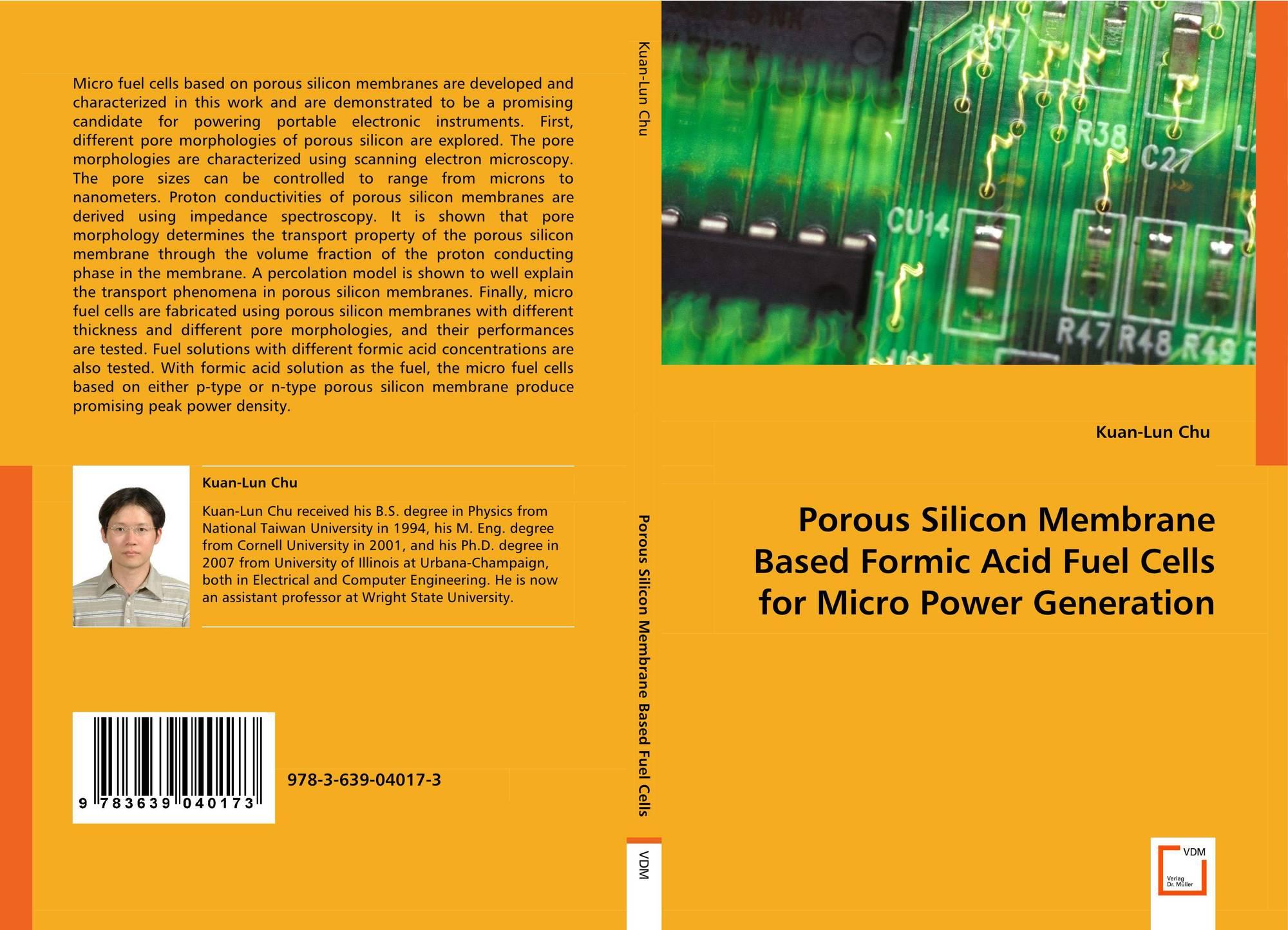 porous silicon thesis