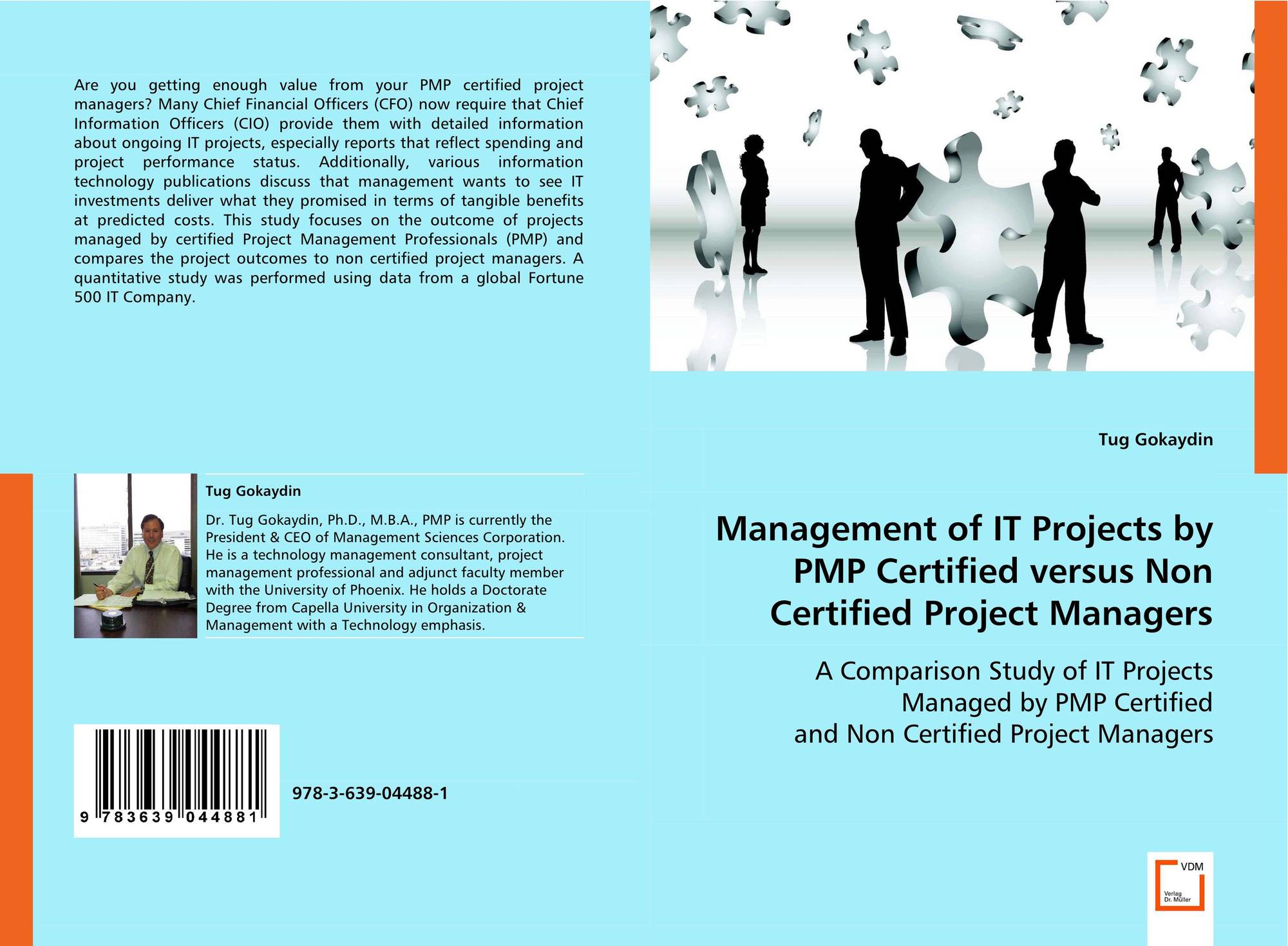 Management Of It Projects By Pmp Certified Versus Non Certified