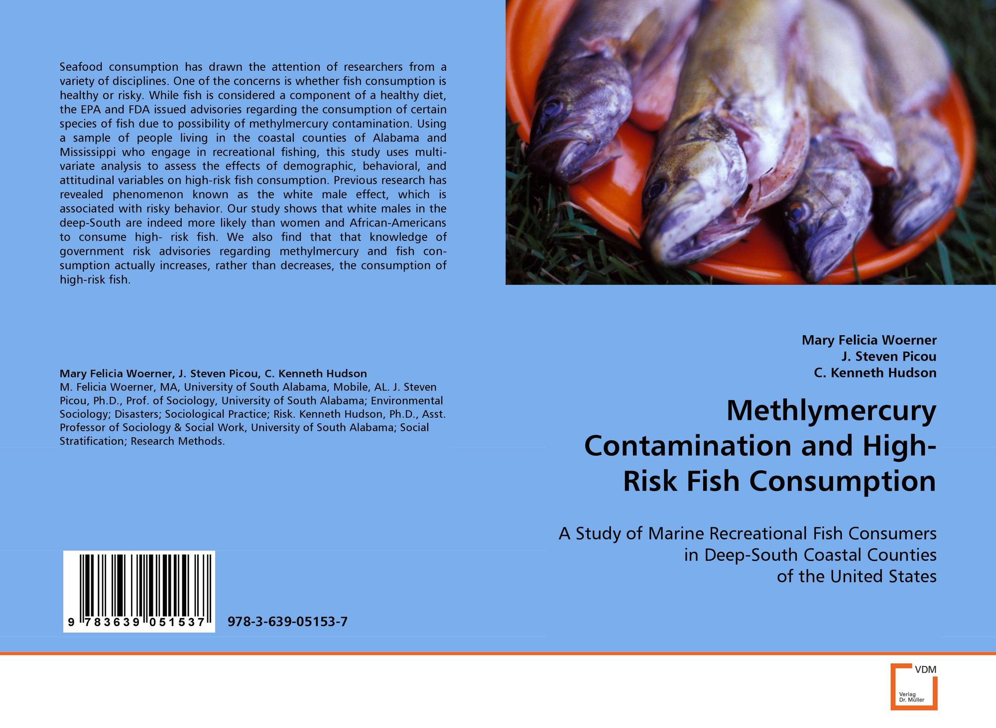 a research on the risk perception of methylmercury in seafood