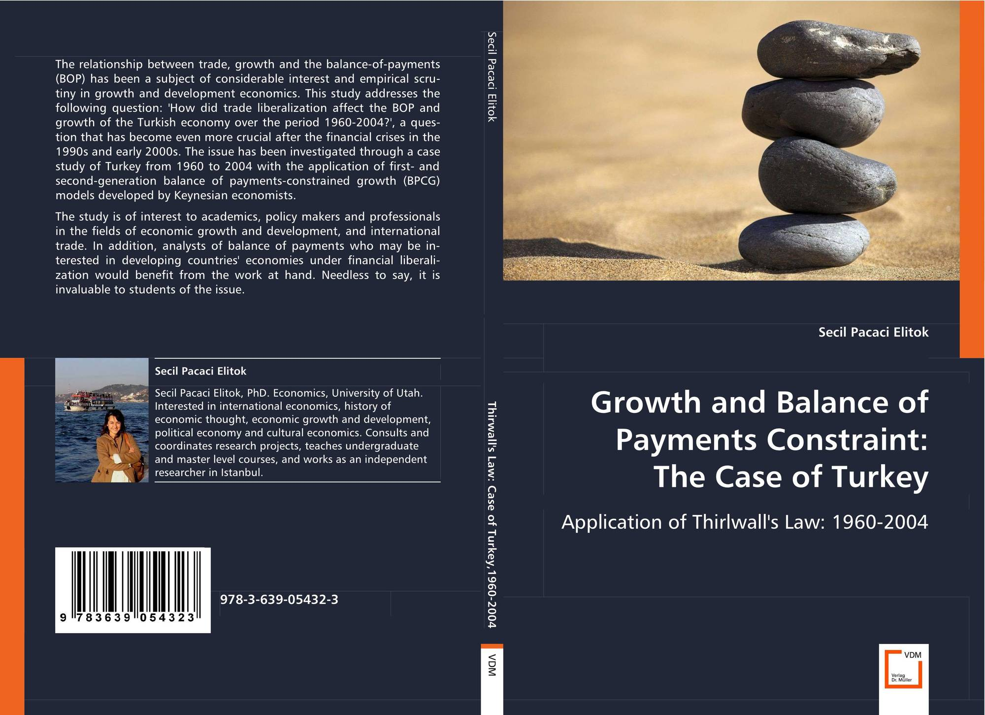 the growth of balance of payments Maintaining a balance of payments with the rest of the world is a macro-economic objectivethe balance of payments is also an official account of international payments, published in a document called the pink book.