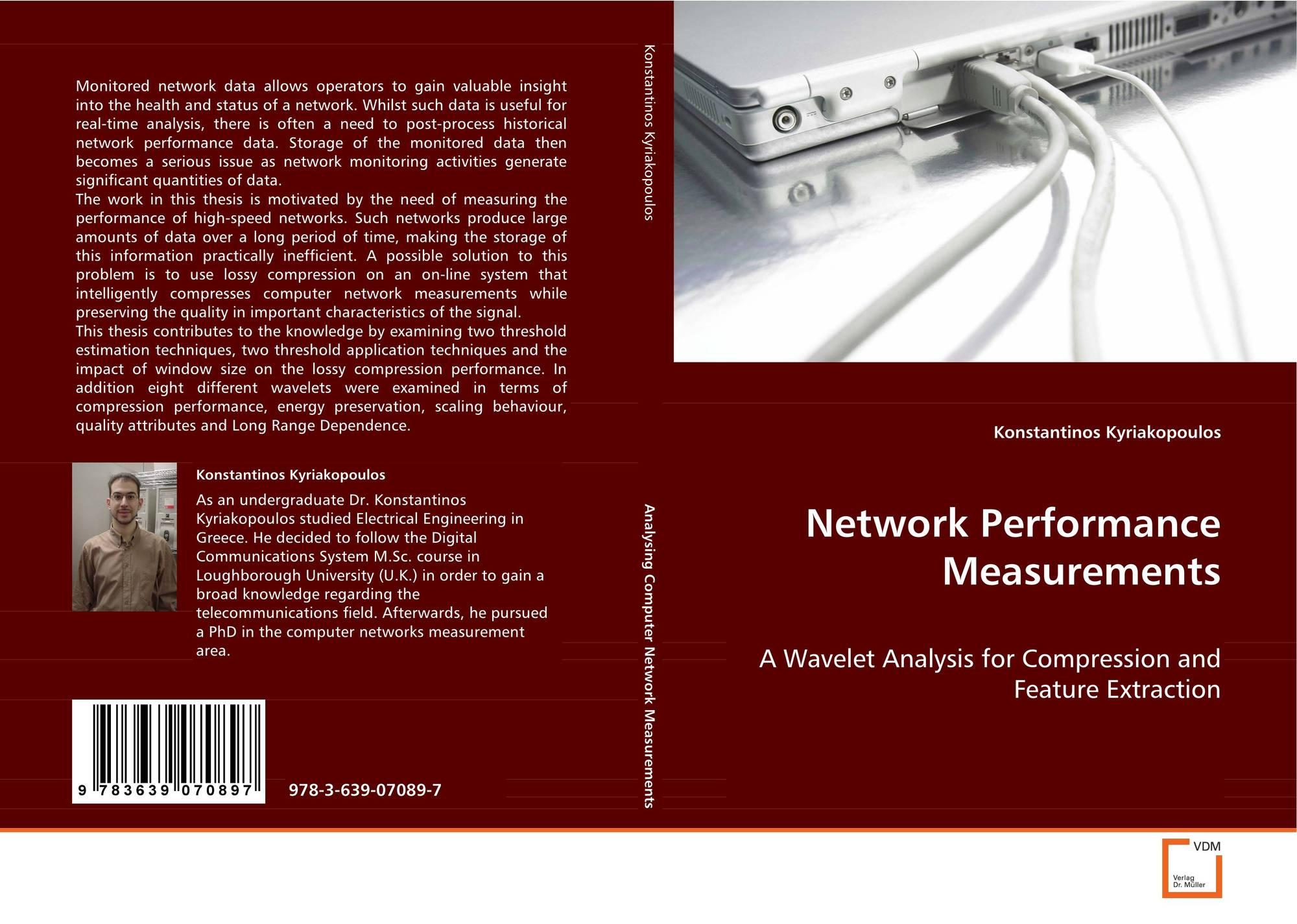 Network Performance Measurements, 978-3-639-07089-7