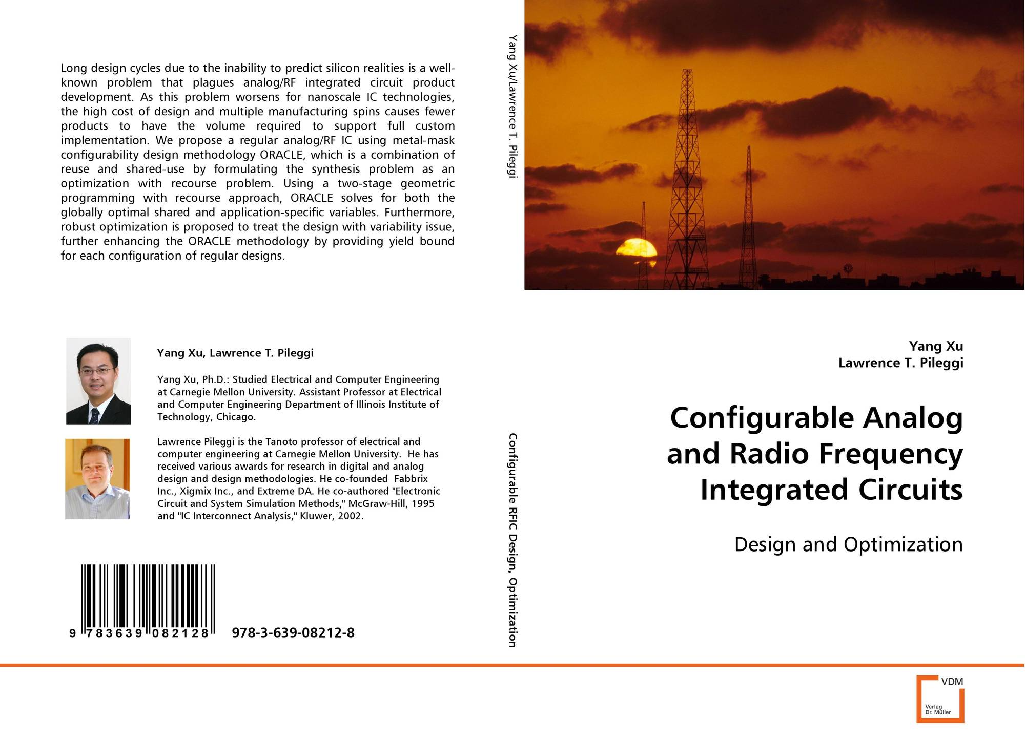 Search Results For Analog Circuits Radio Circuit Electronic Design Bookcover Of Configurable And Frequency Integrated