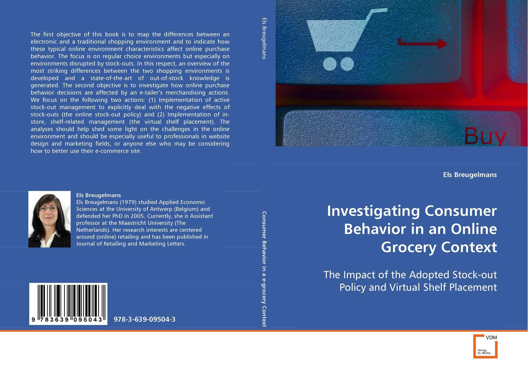 consumer electronics purchasing behavior