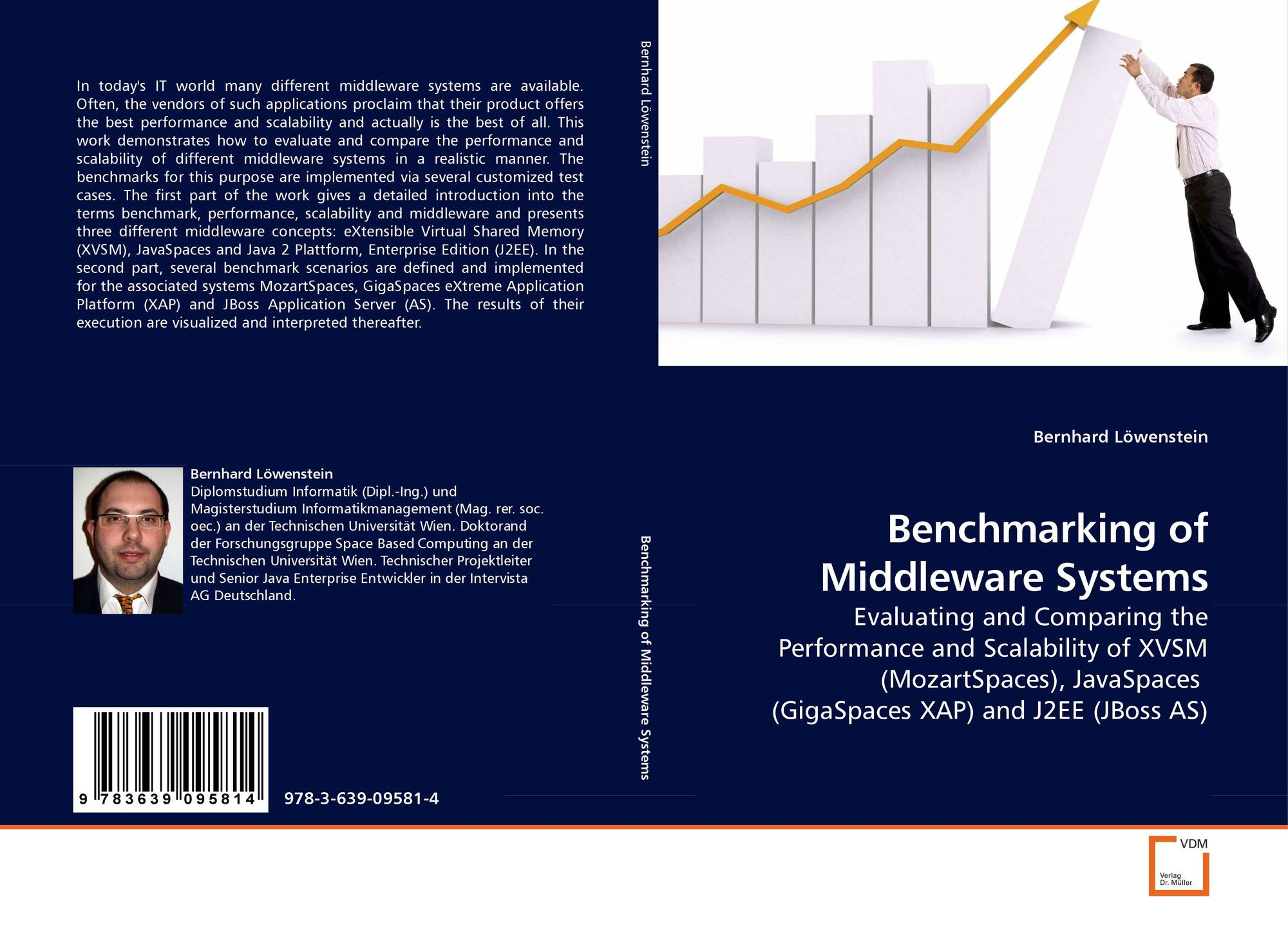 Benchmarking of Middleware Systems, 978-3-639-09581-4, 3639095812