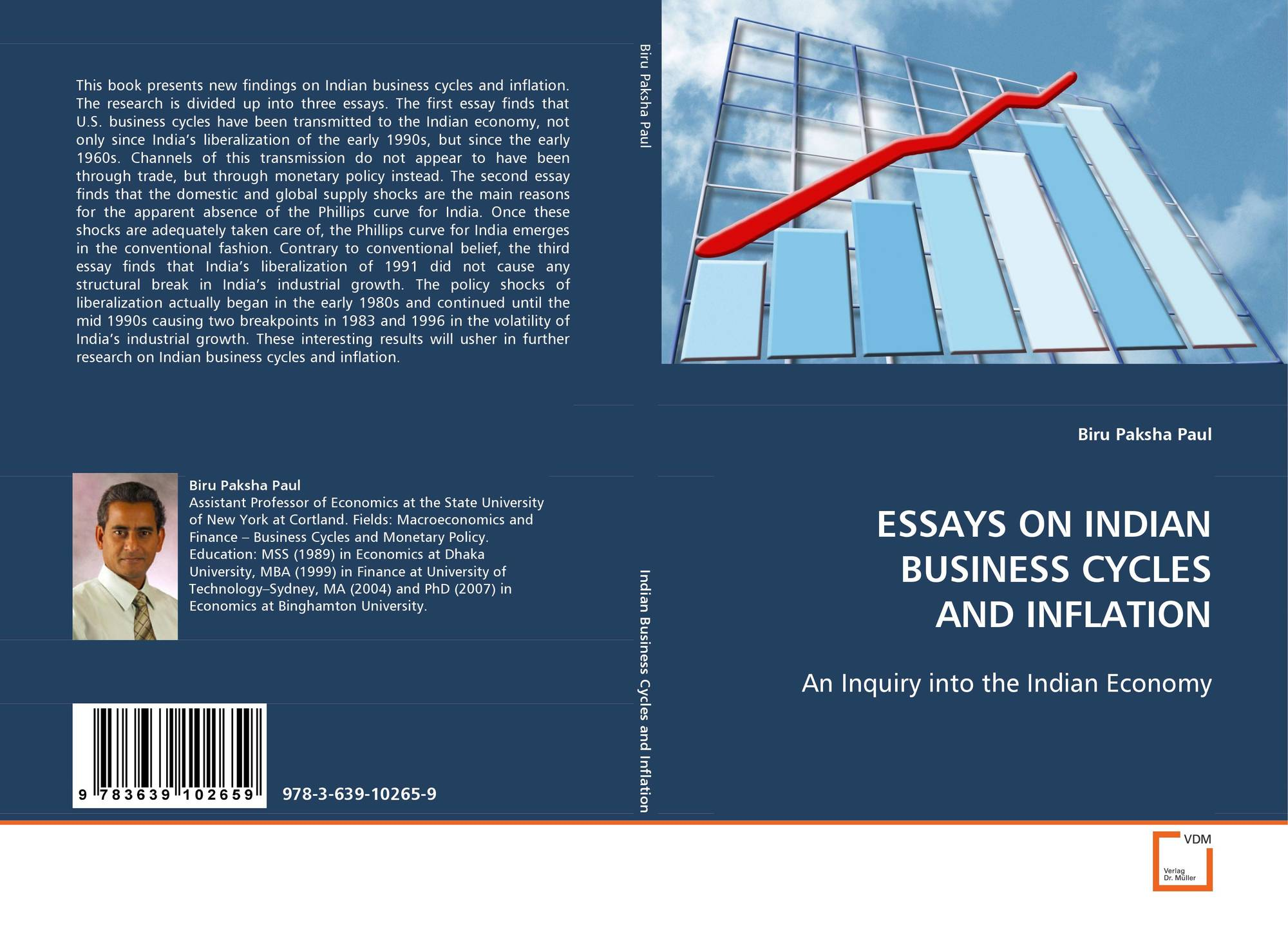 latest essays on indian economy