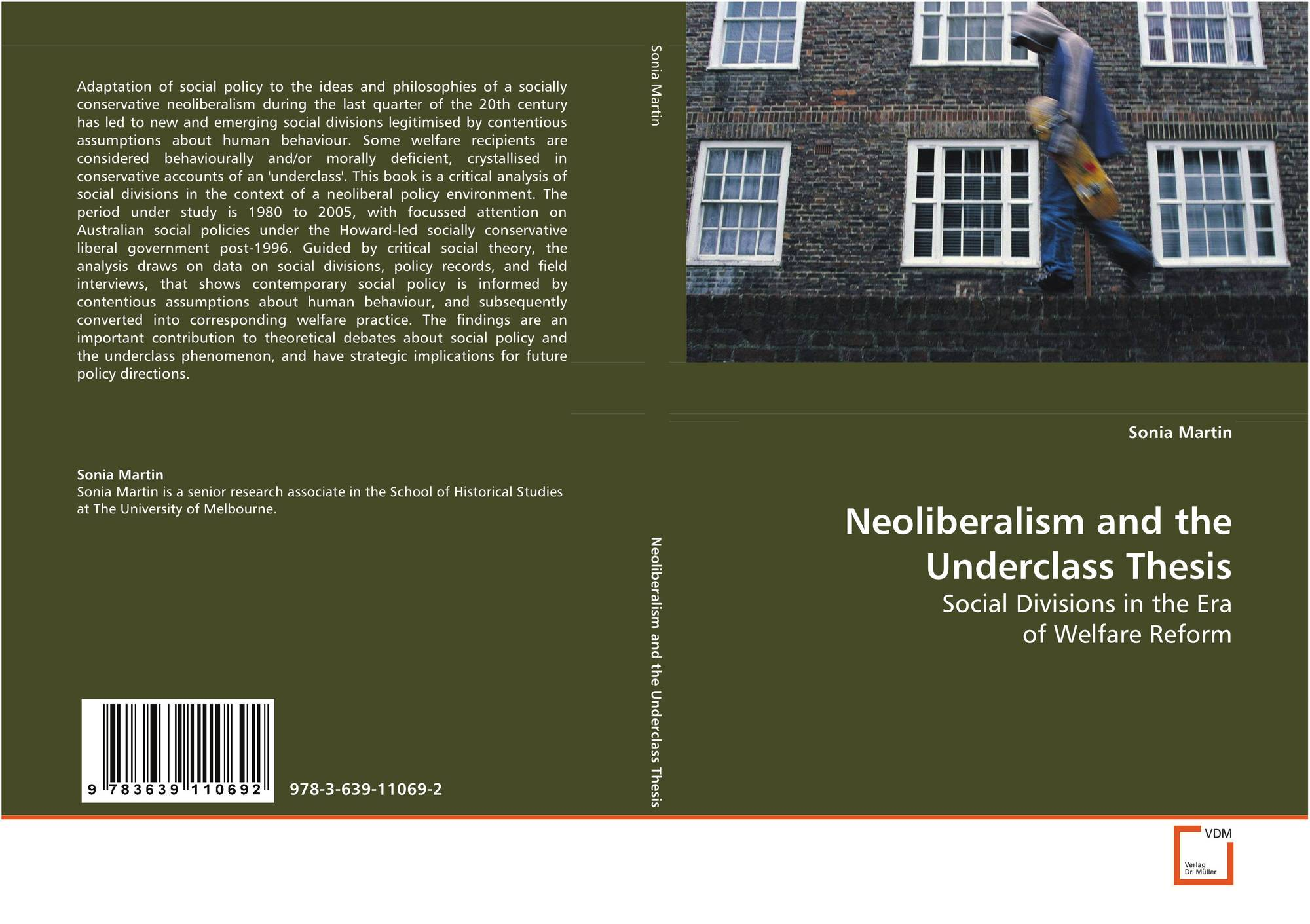 underclass thesis Urban decay, urban poor, 2014 - urban poverty: the underclass.