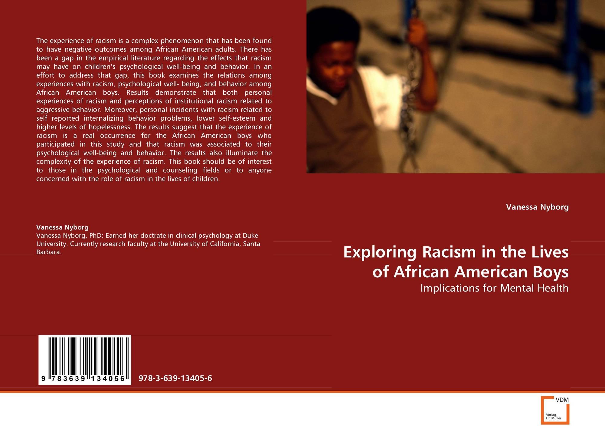 african american psychology essay