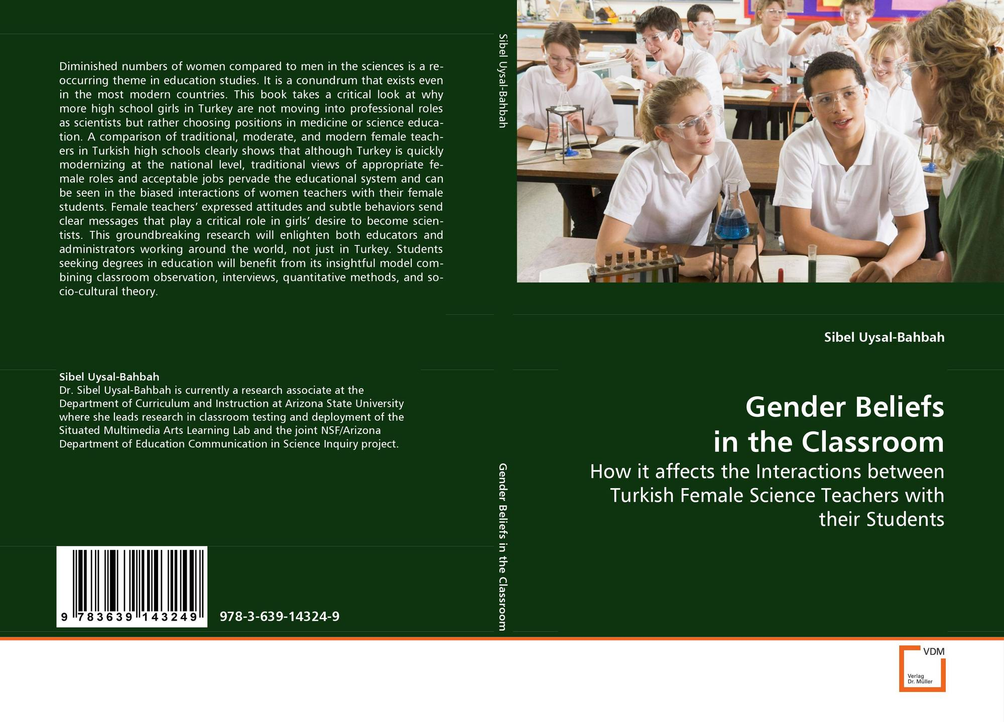 the effects of gender on classroom interactions between students and teachers