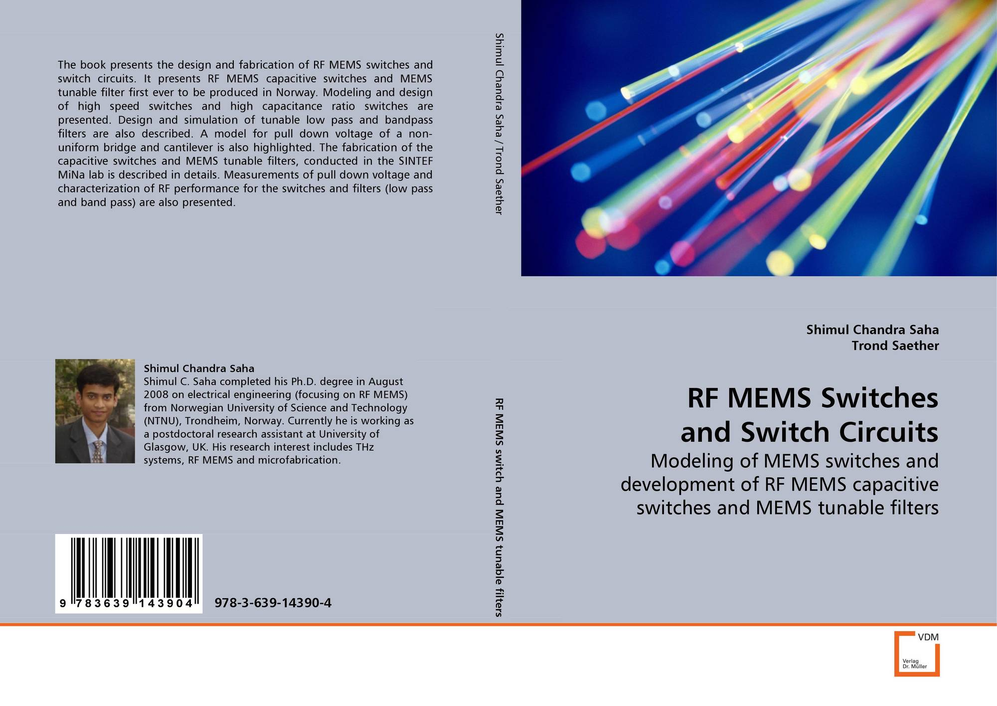 Rf Mems Switches And Switch Circuits 978 3 639 14390 4 3639143906 Capacitive Circuit 9783639143904